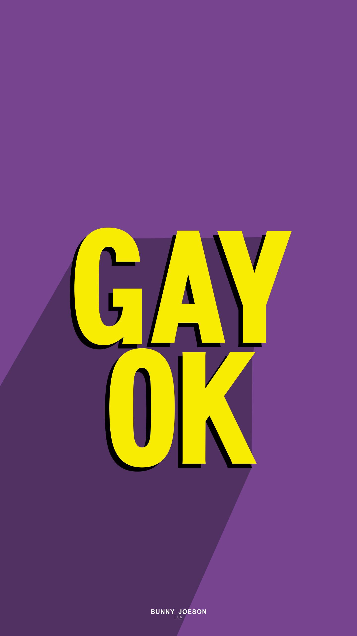 Gay Flag Wallpaper