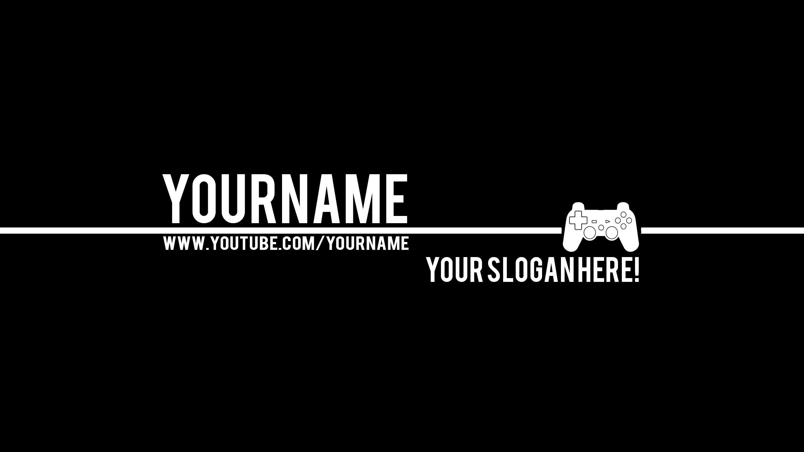 banners 2015 2016 bulbasuer # controller # gaming youtube banner .