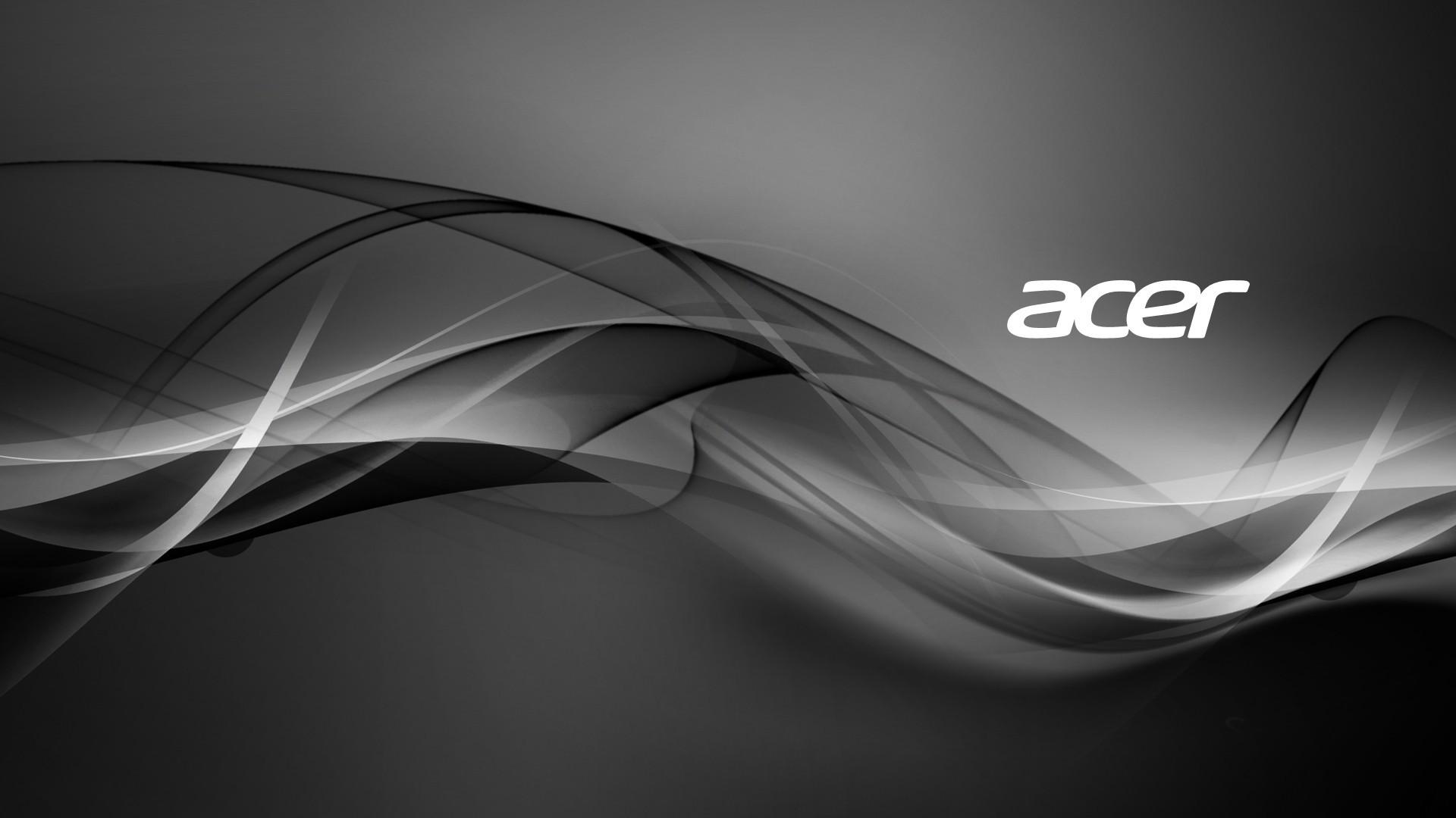 Acer Aspire black and white wallpaper (1080p) – Wallpaper .