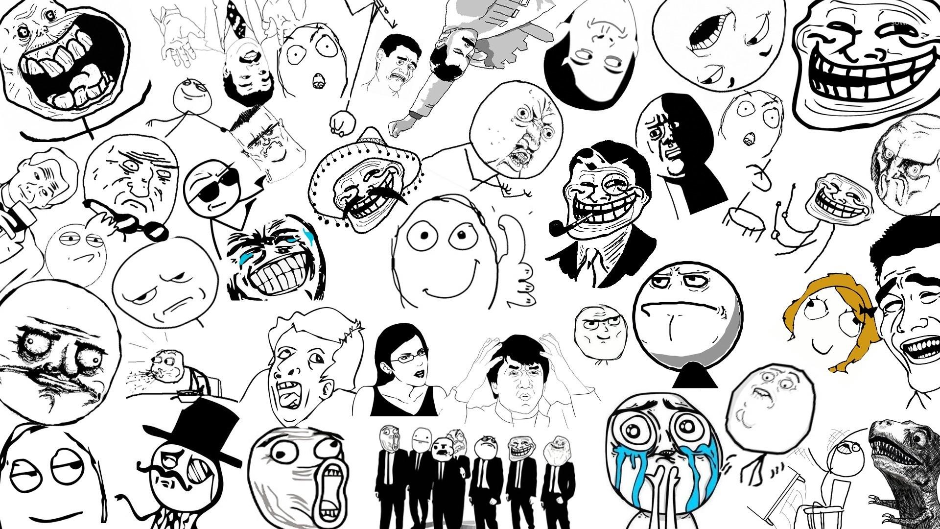 Troll captain wallpaper – Meme wallpapers – #23200