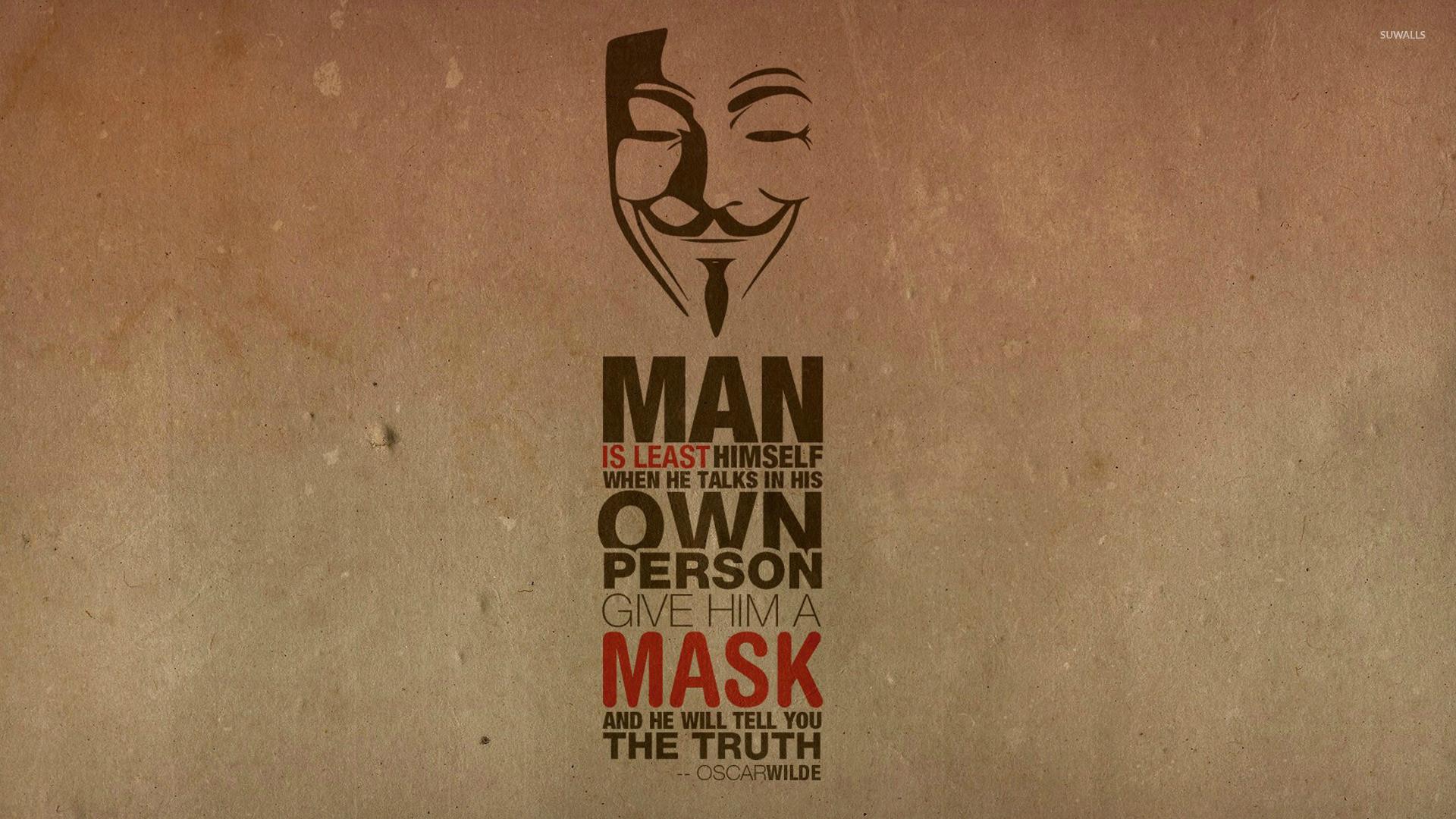 Anonymous wallpaper – Meme wallpapers – #14206