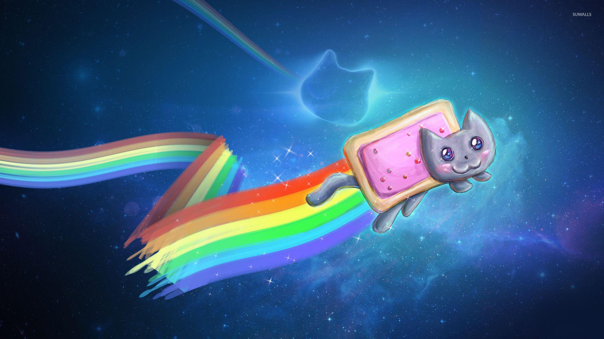 Nyan Cat wallpaper · Memes · Nyan Cat · …