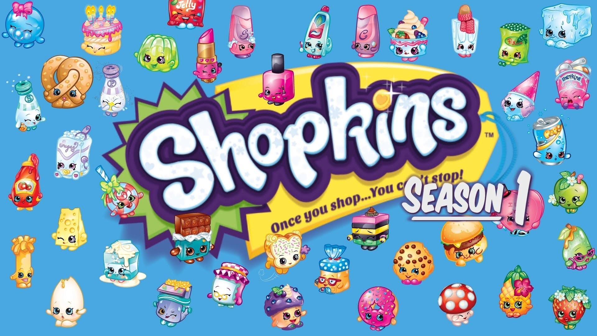 Shopkins Season 1 Mega Pack 20 Treehaus Wood Castle Blocks
