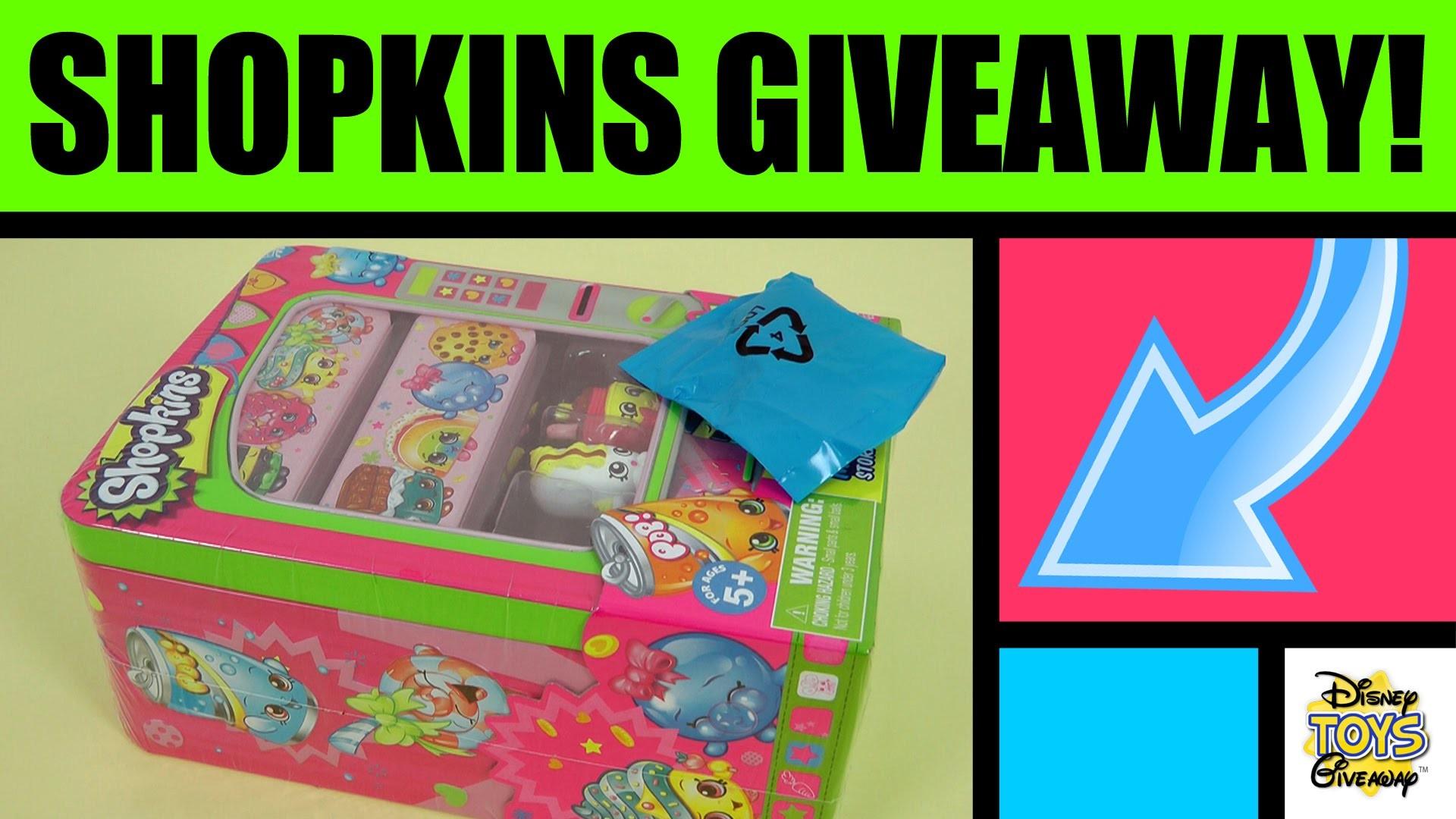 FREE STUFF SHOPKINS GIVEAWAY CONTEST #28 OPEN – Shopkins Toys – Shopkins.