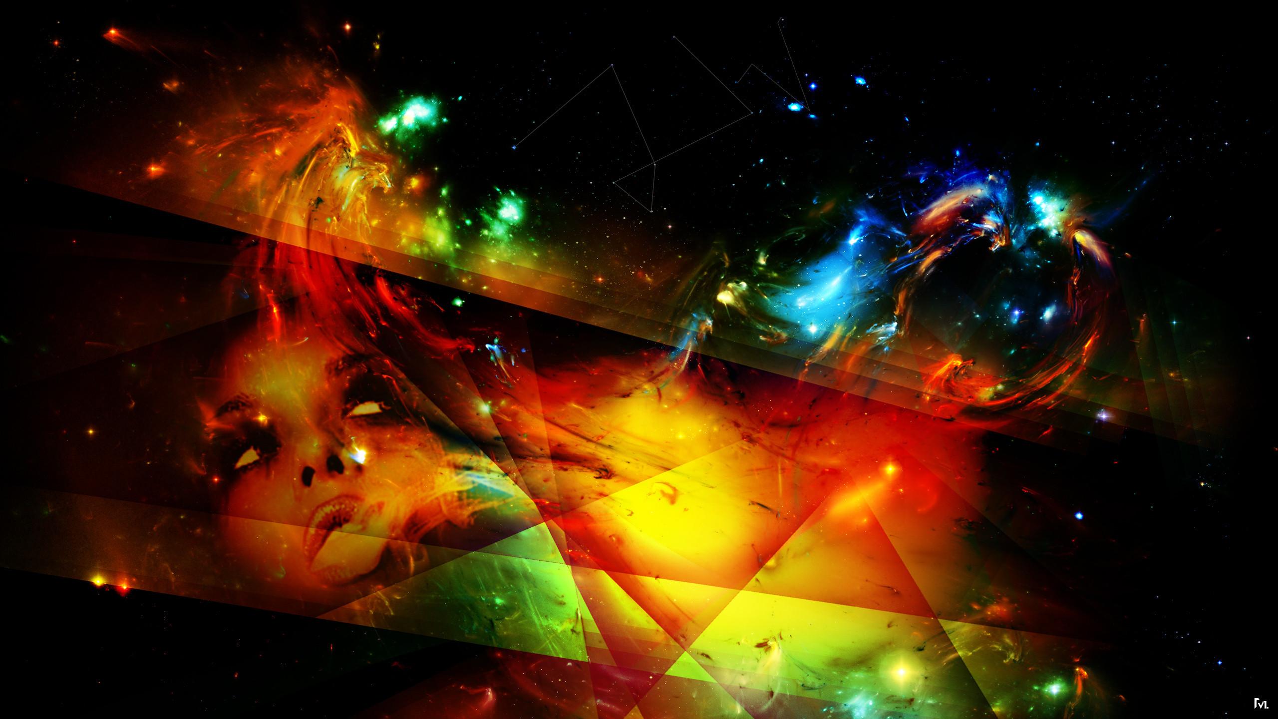 Abstract Art Desktop Wallpapers Widescreen