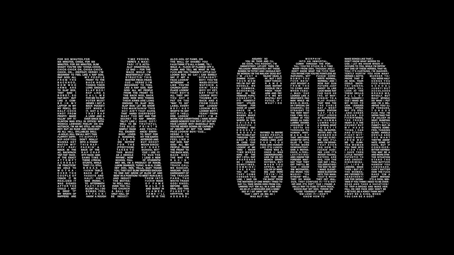 Rap Music Wallpapers Wallpaper