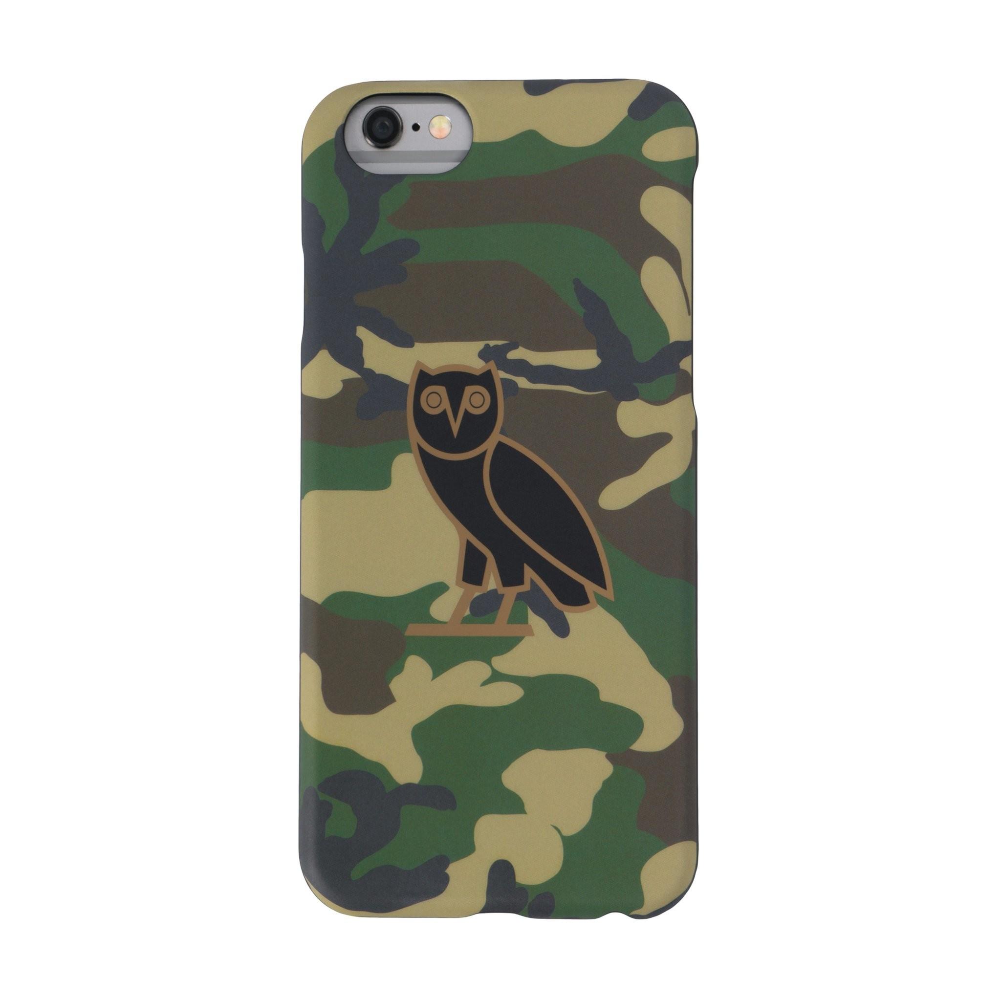 … OWL LOGO IPHONE CASE – CAMO …