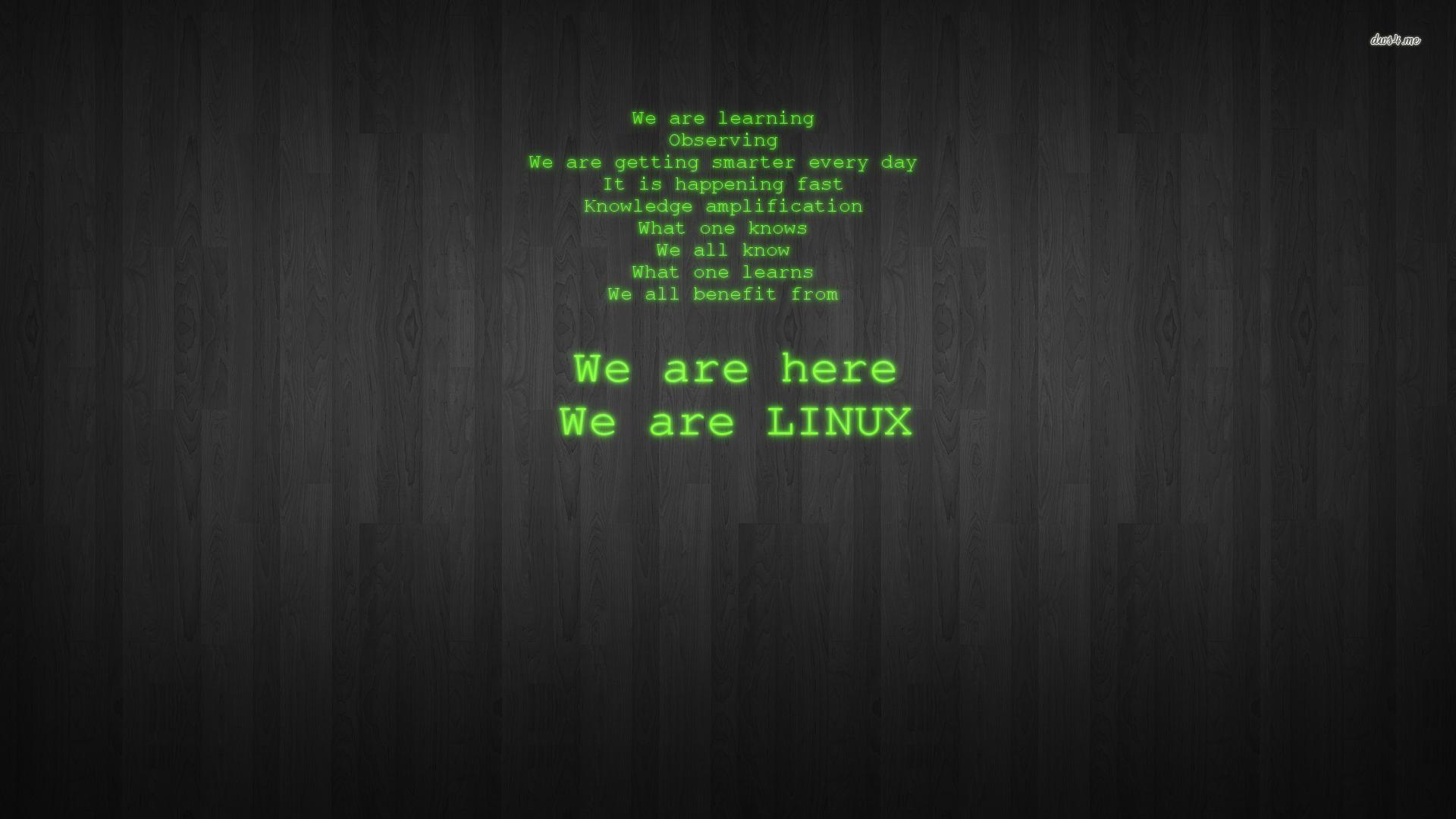 Linux Desktop Wallpaper – WallpaperSafari