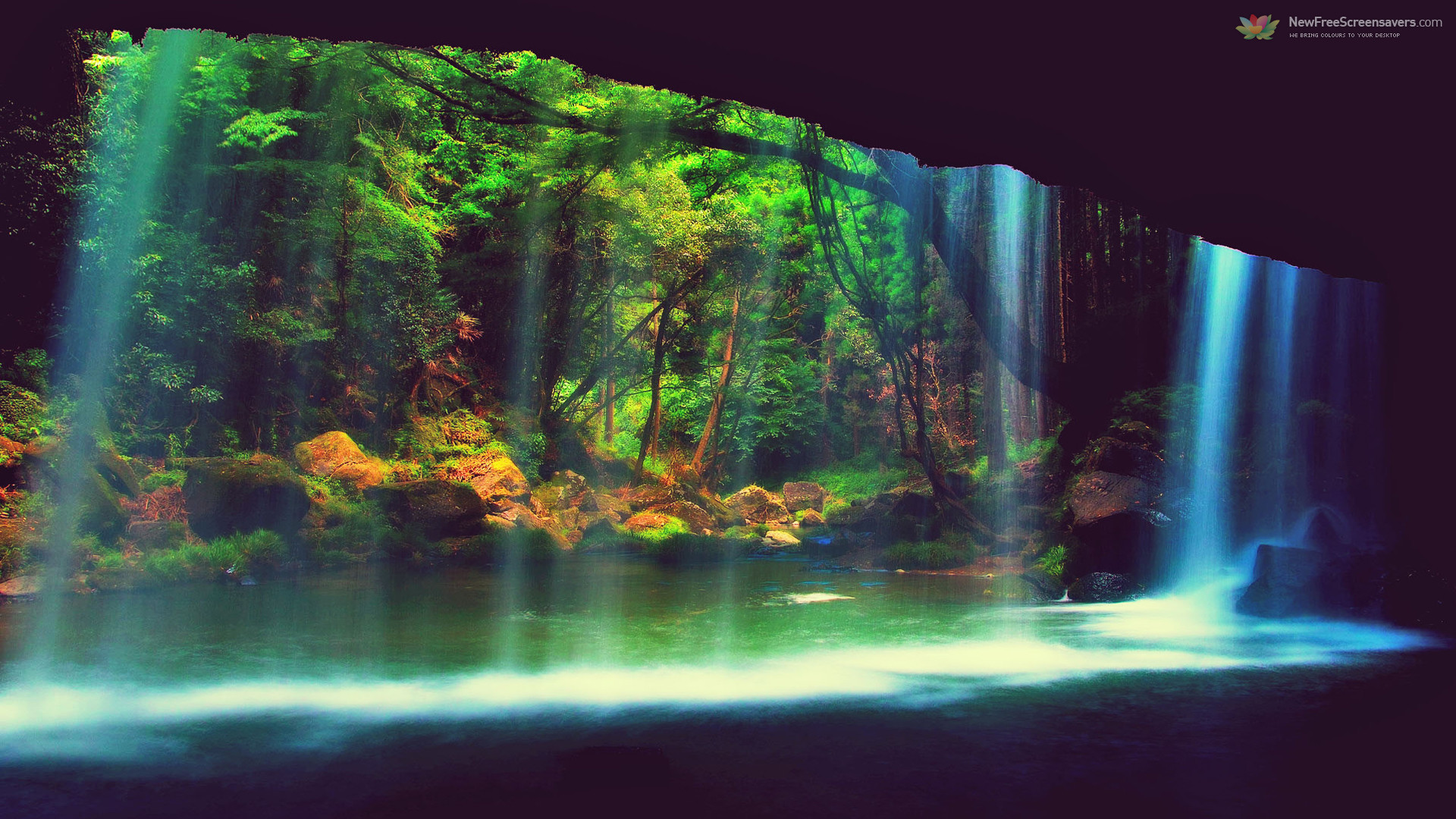 .com offers a collection of completely free and secured screensavers .
