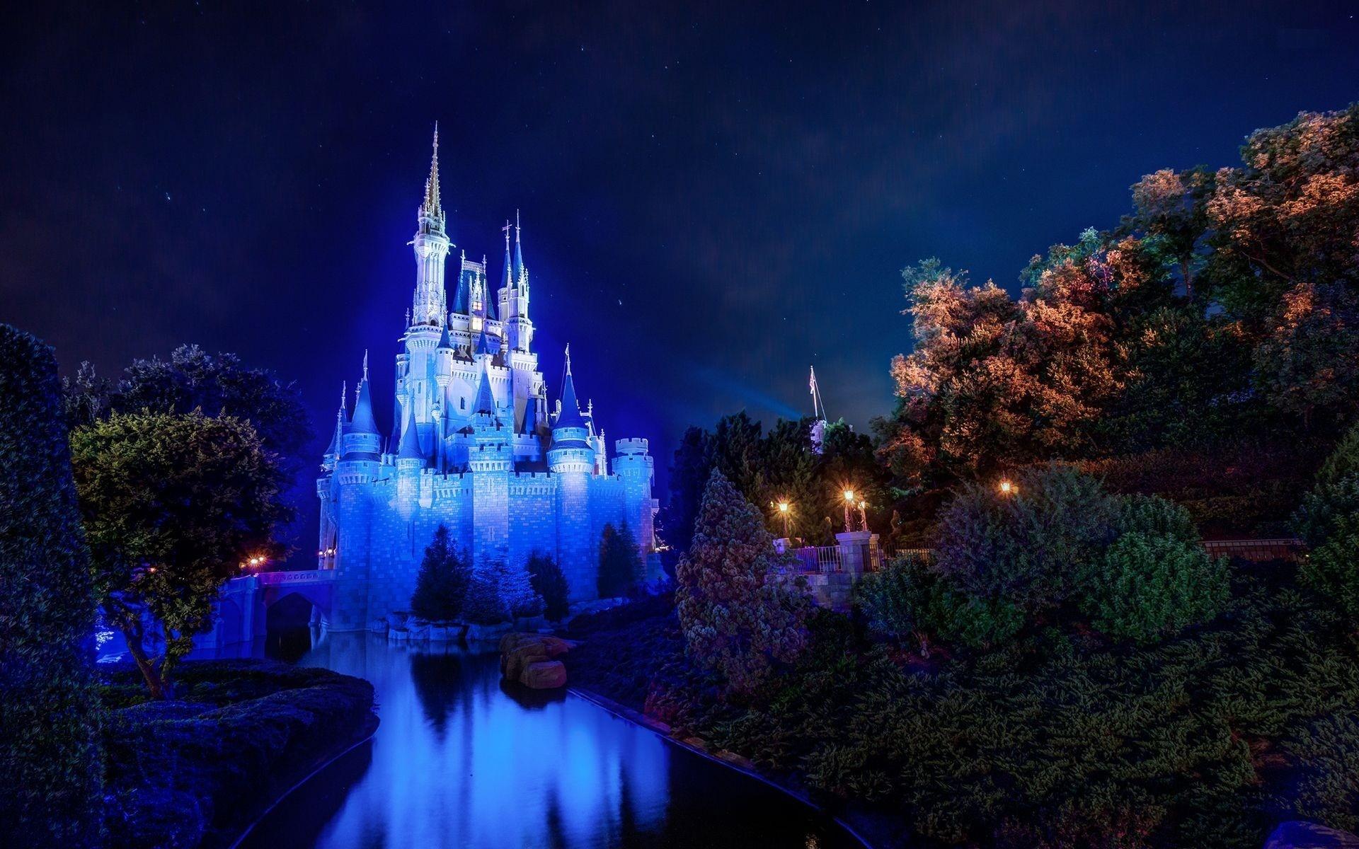 Disney world background image hd desktop wallpaper wide free
