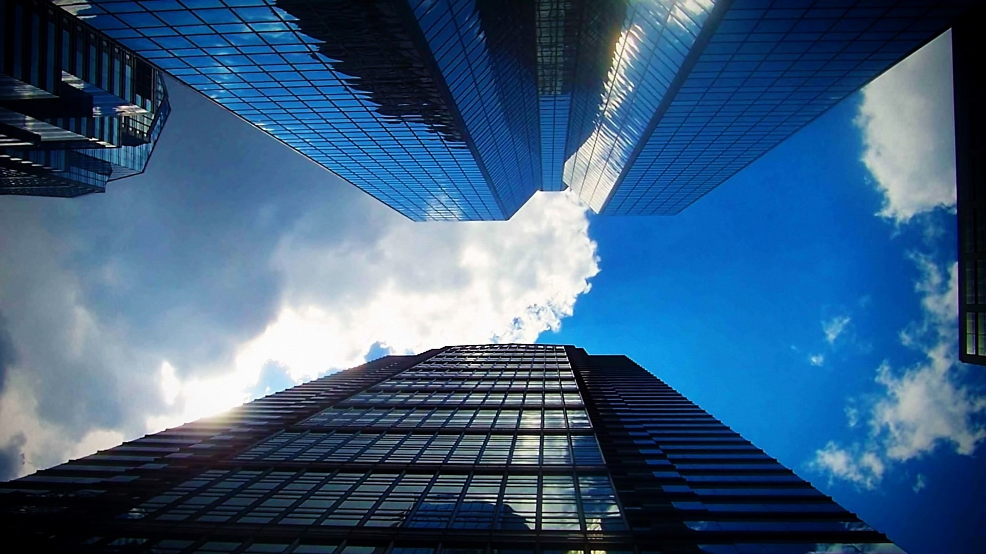 free wallpaper and screensavers for skyscraper