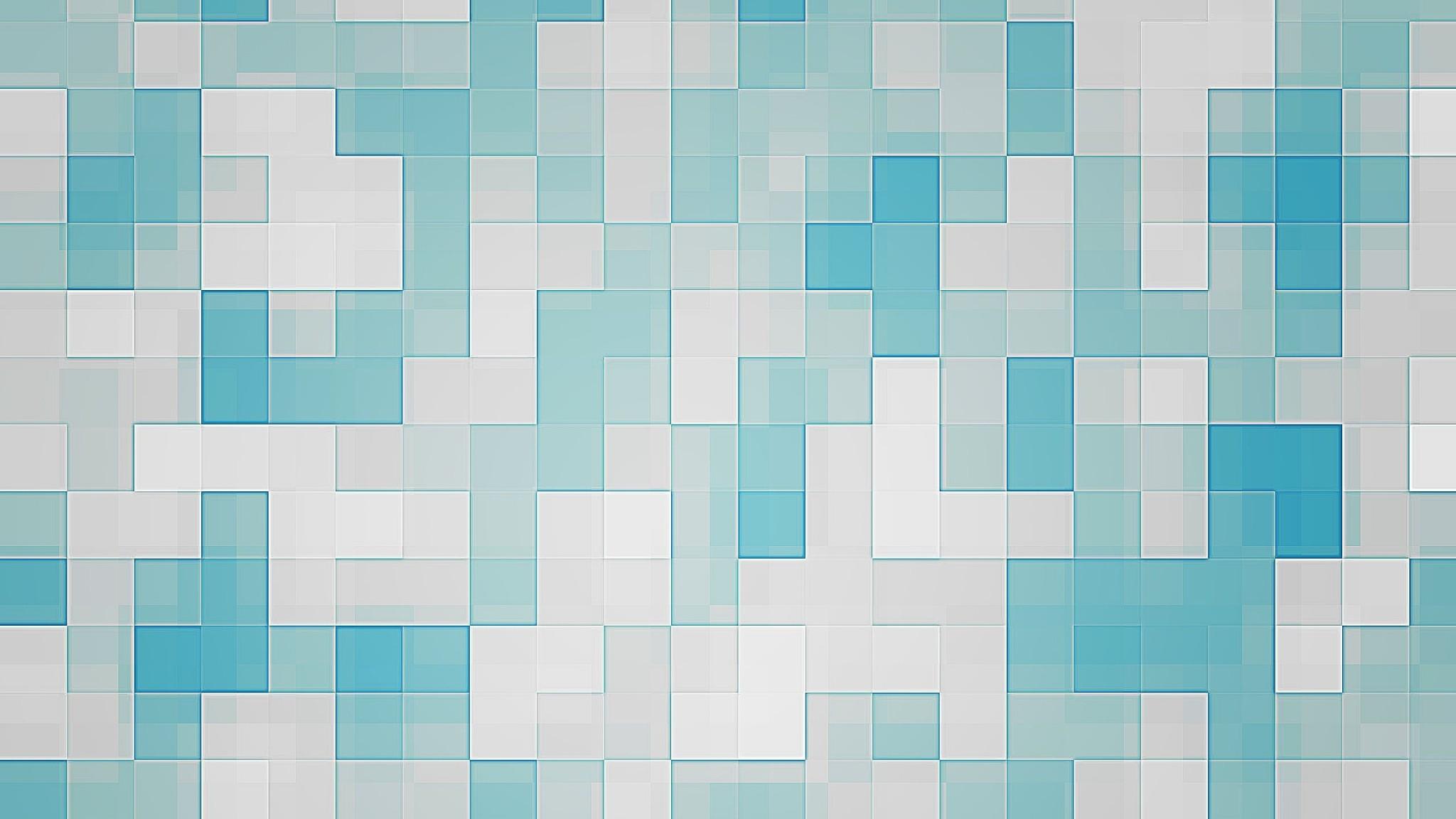 Wallpaper pixels, square, shape, color, shades