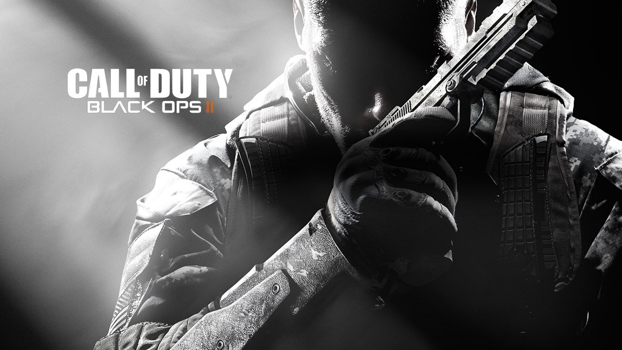 Wallpaper Call Of Duty, Black Ops 2, Soldiers, Weapons, Shooter.  Original Resolution
