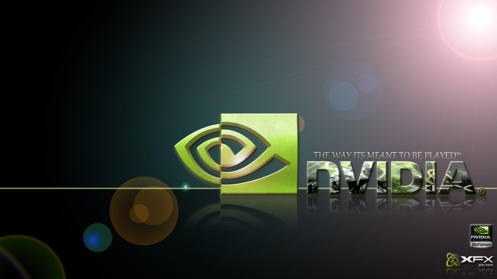 Technology – Nvidia Wallpaper