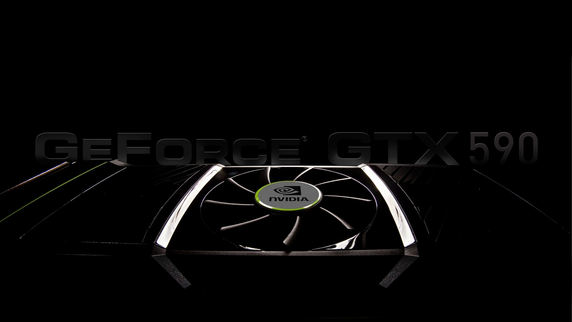 Wallpaper geforce, card, video card, gtx 590, model, cooler,