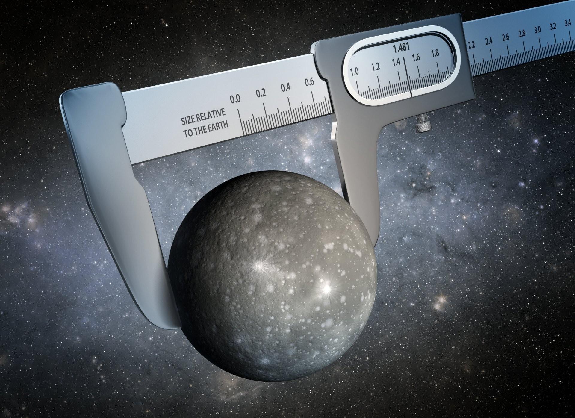 astrophysics physics gauge tool planet