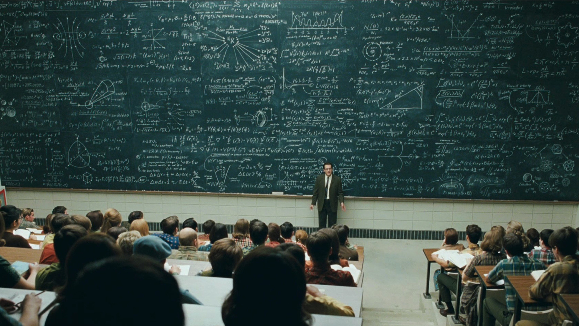 Physics Classroom HD Wallpaper. « »