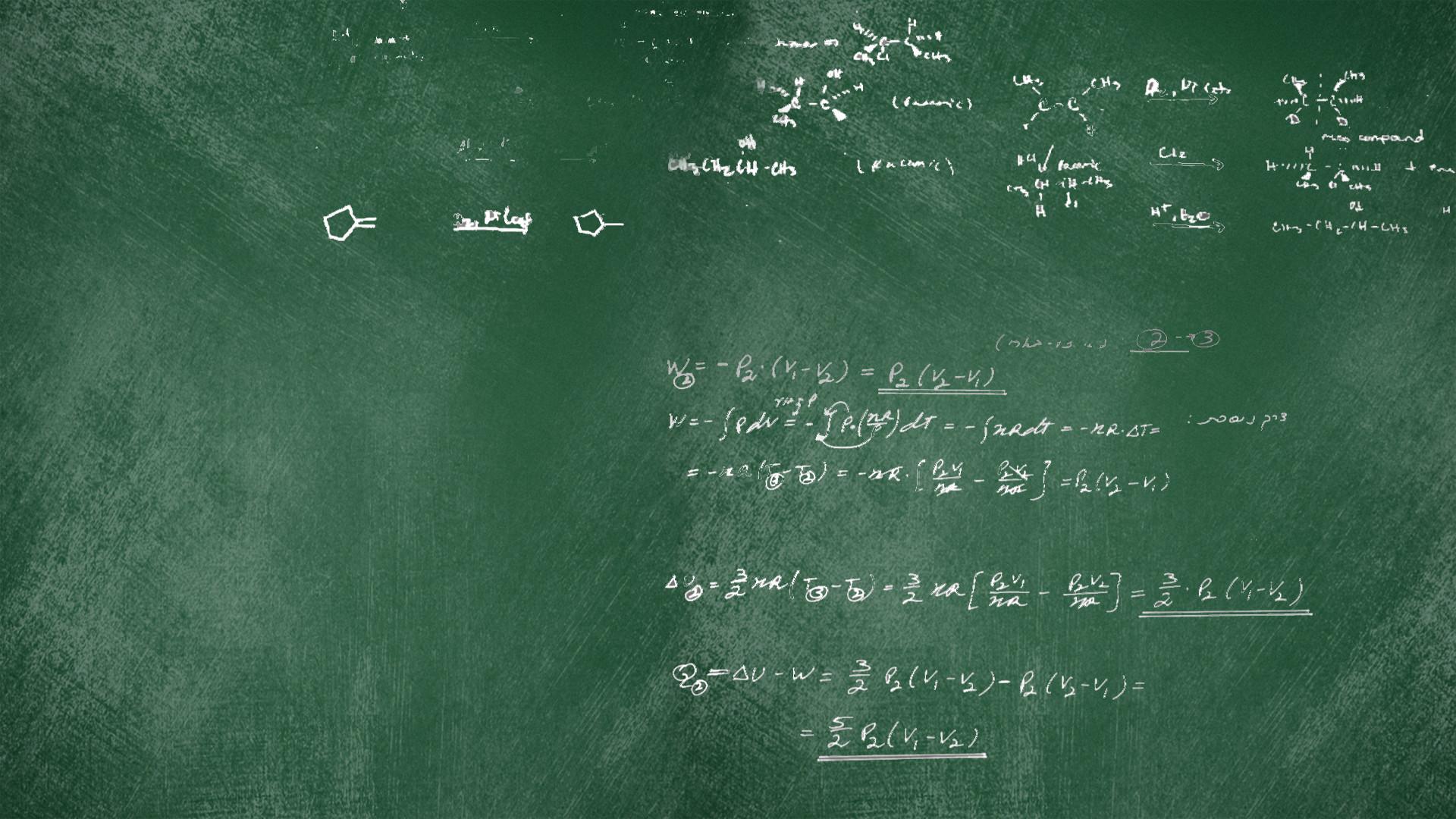 Physics mathematics chalk chalkboards wallpaper   1920×1200   7863 .