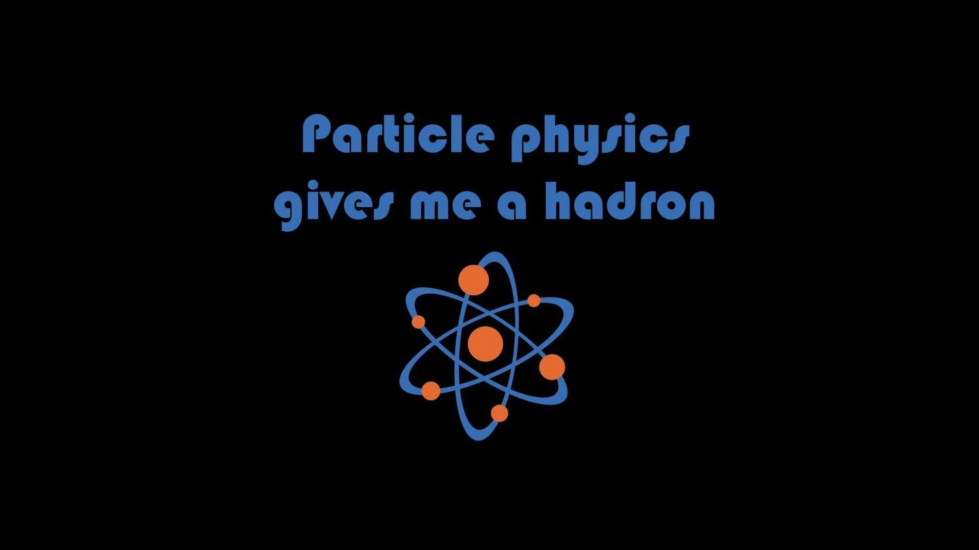 Technology – Physics And Chemistry Wallpaper