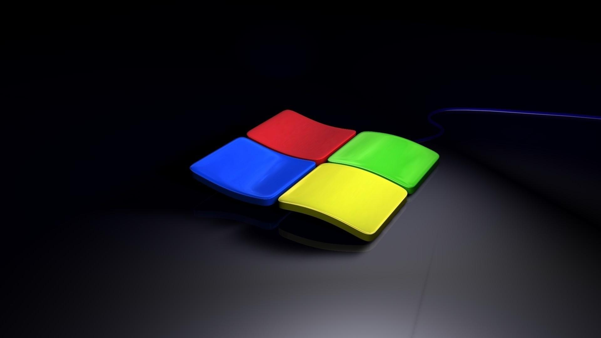 windows, black background, screen saver
