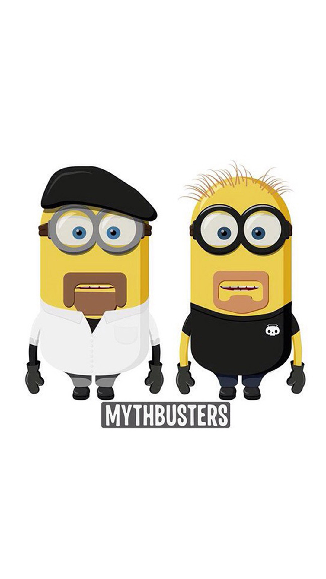 Mythbusters Minions Wallpapers for Galaxy S5