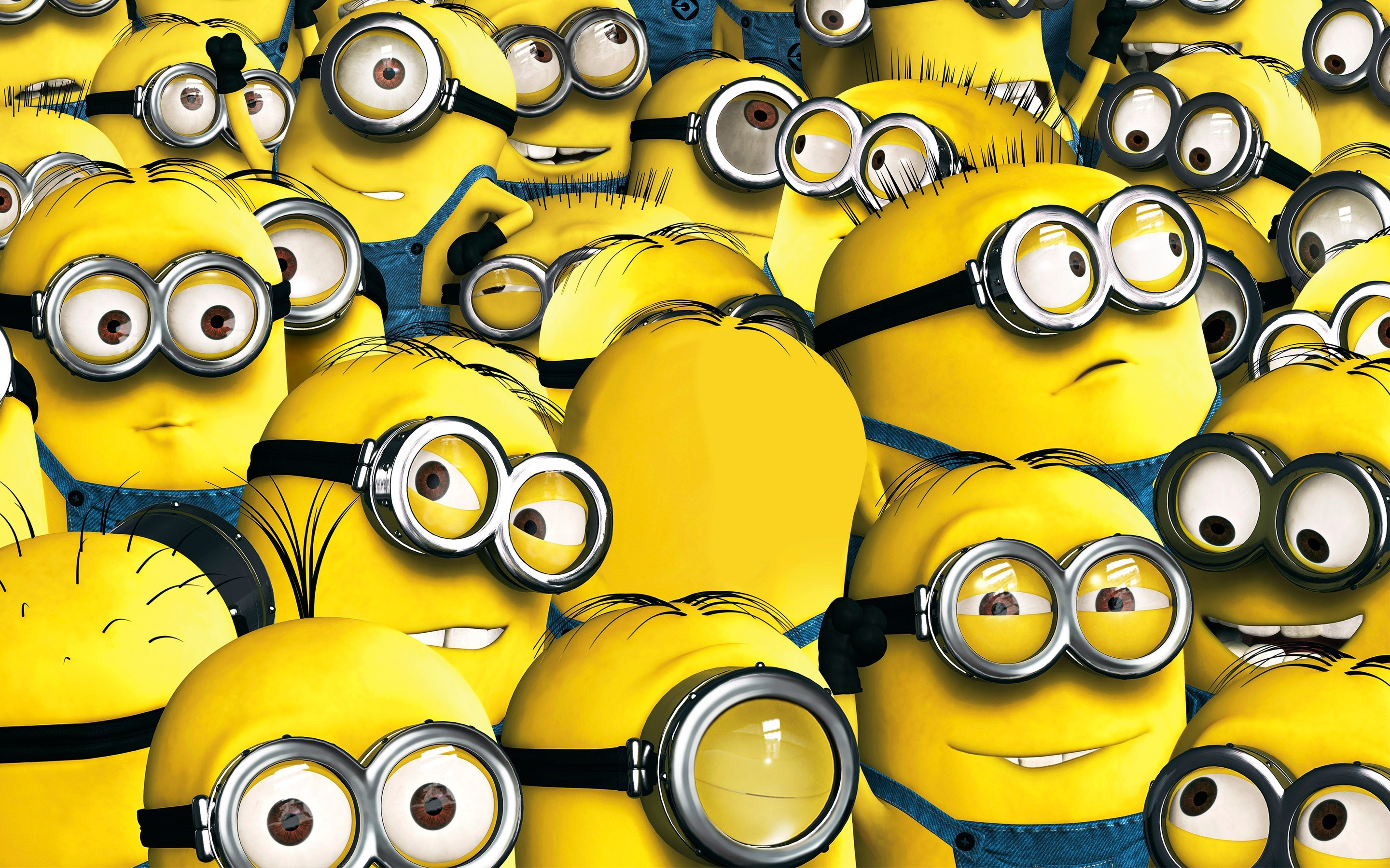 … download deable me minions hd 4k wallpapers in 2048×1152 …