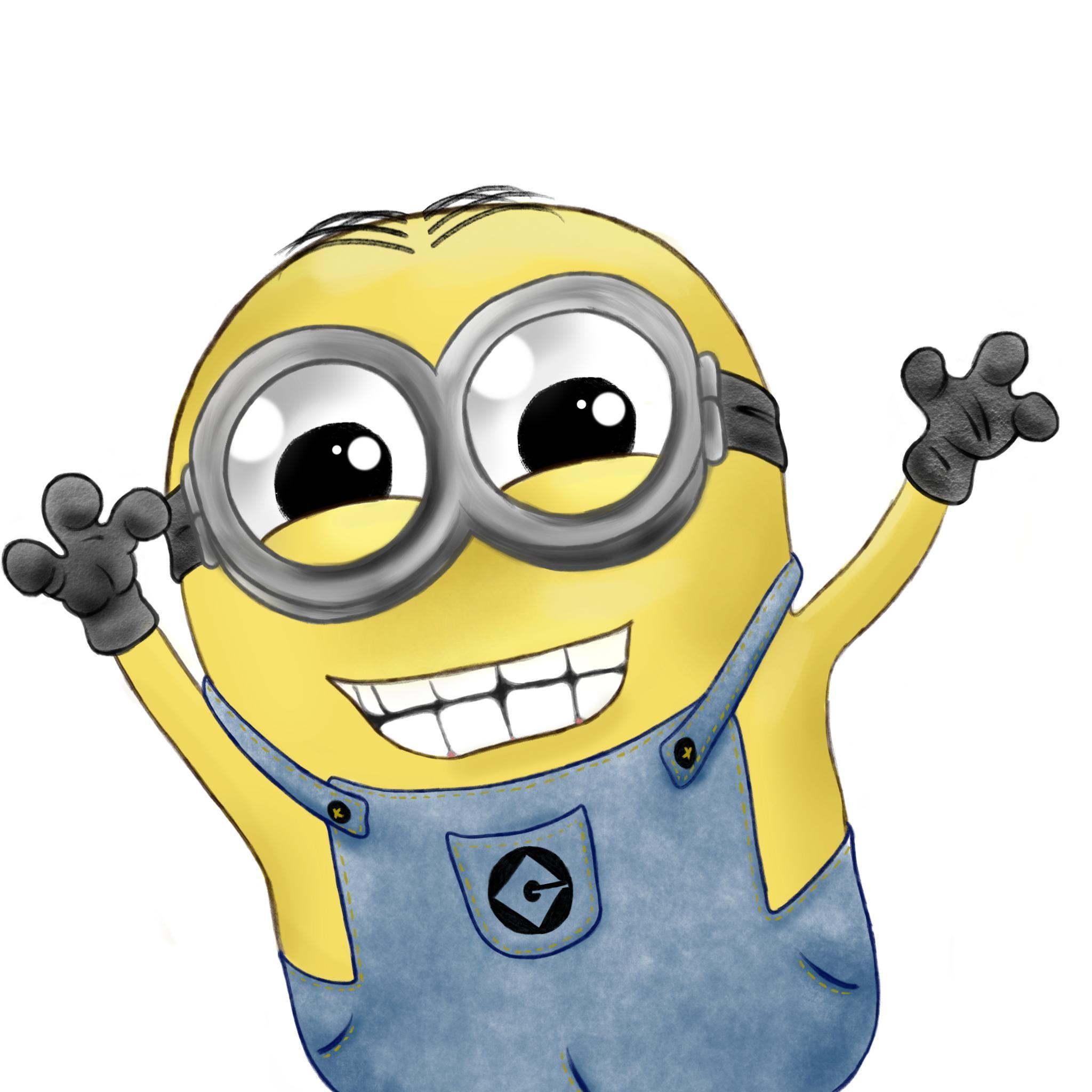 Minion, Ipad, Wallpaper, Hd Affffdacbfacb Raw, Funny, Yellow, Wallpaper,