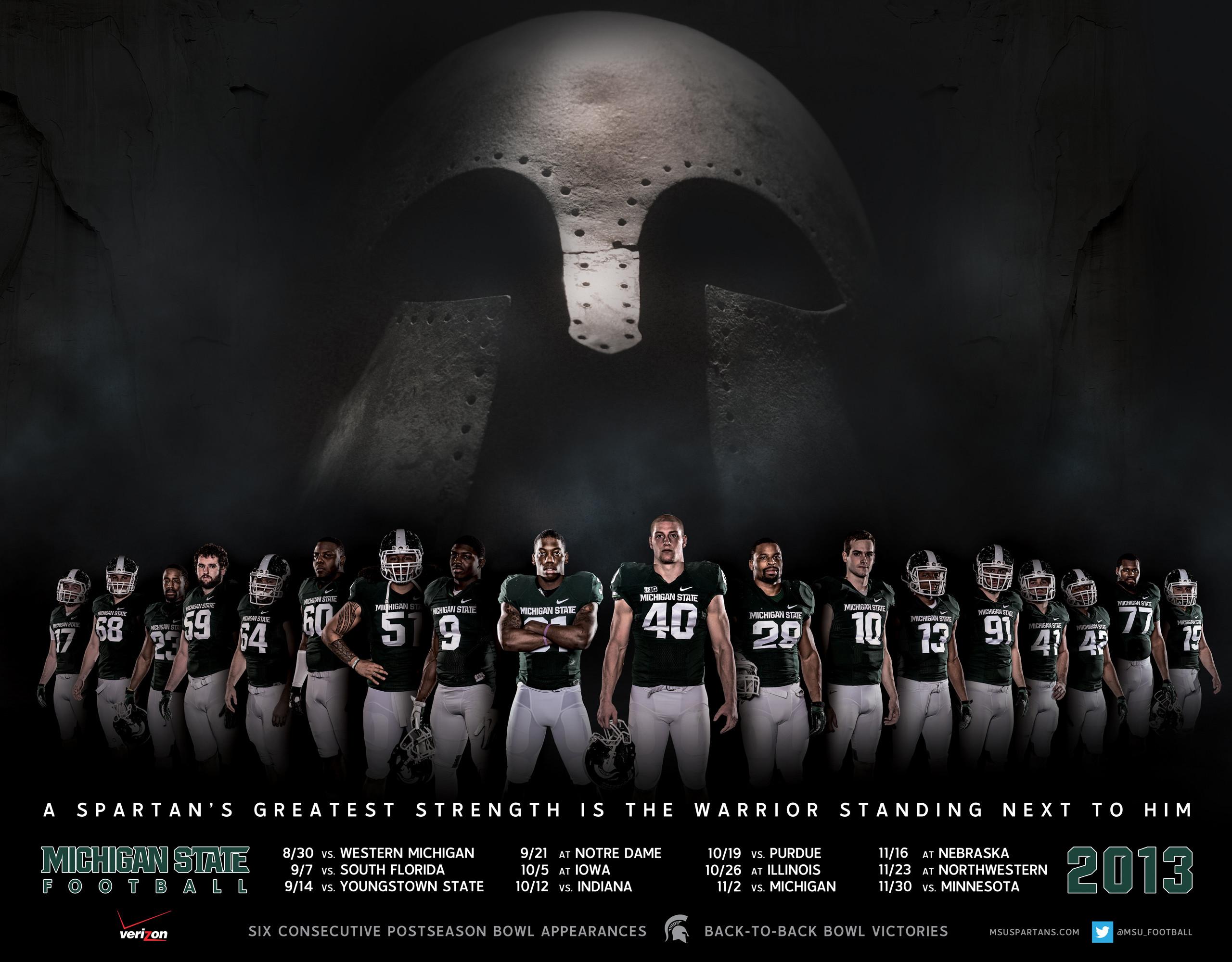 Msu Football Wallpaper