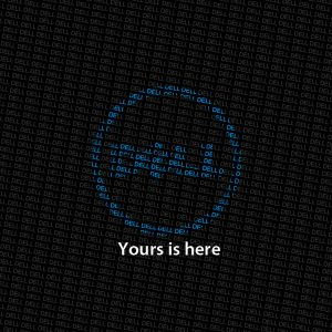 Dell HD Wallpaper 1920×1080