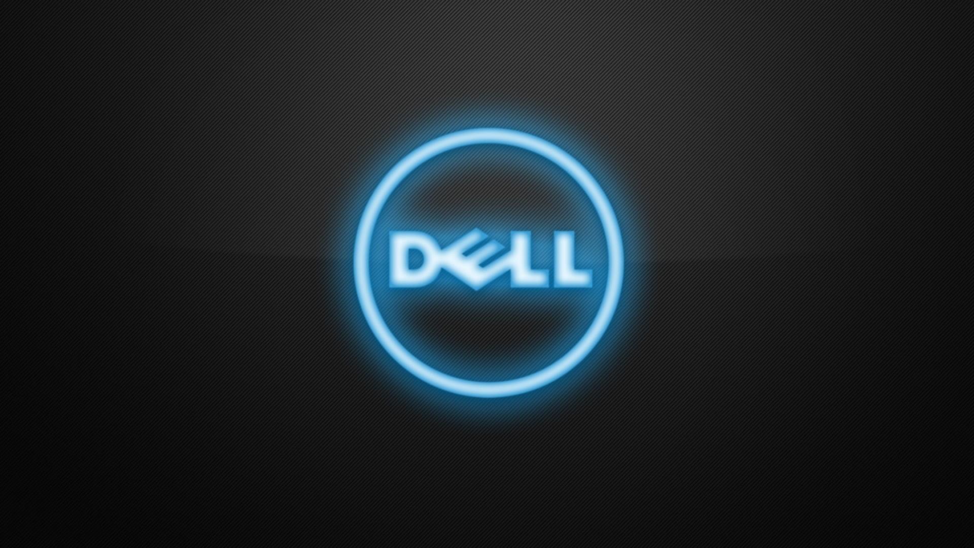 Preview wallpaper dell, logo, brand 1920×1080