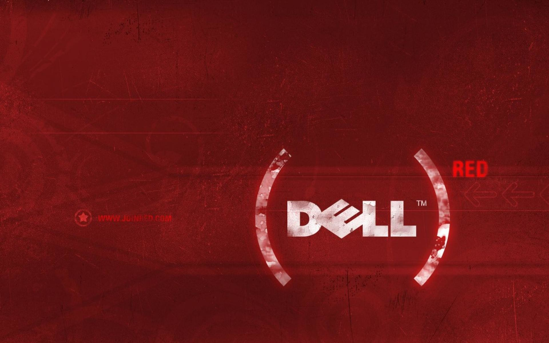 Dell XPS Red Label Wallpaper