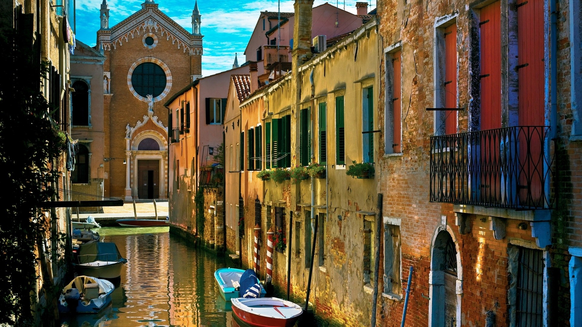 Venice HD Wallpapers Free Download