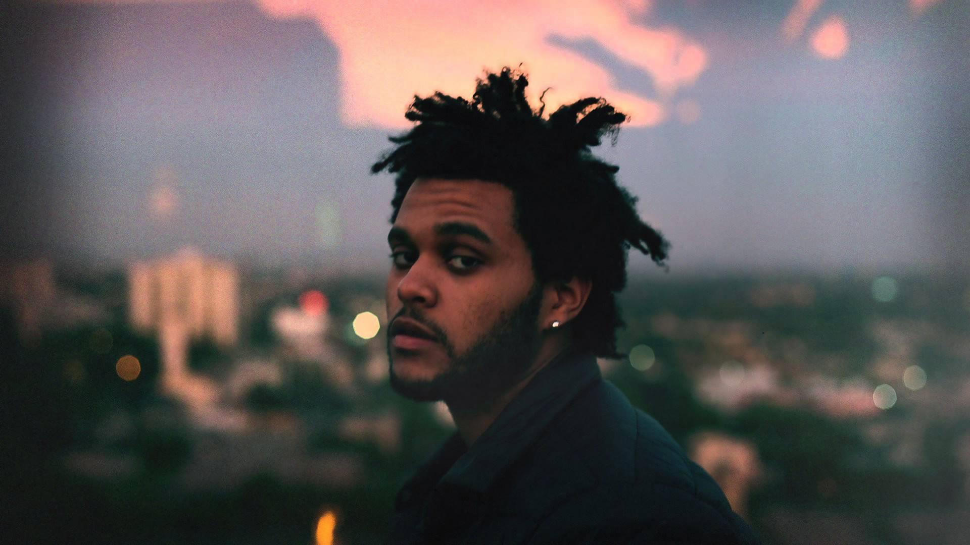 The Weeknd backdrop wallpaper