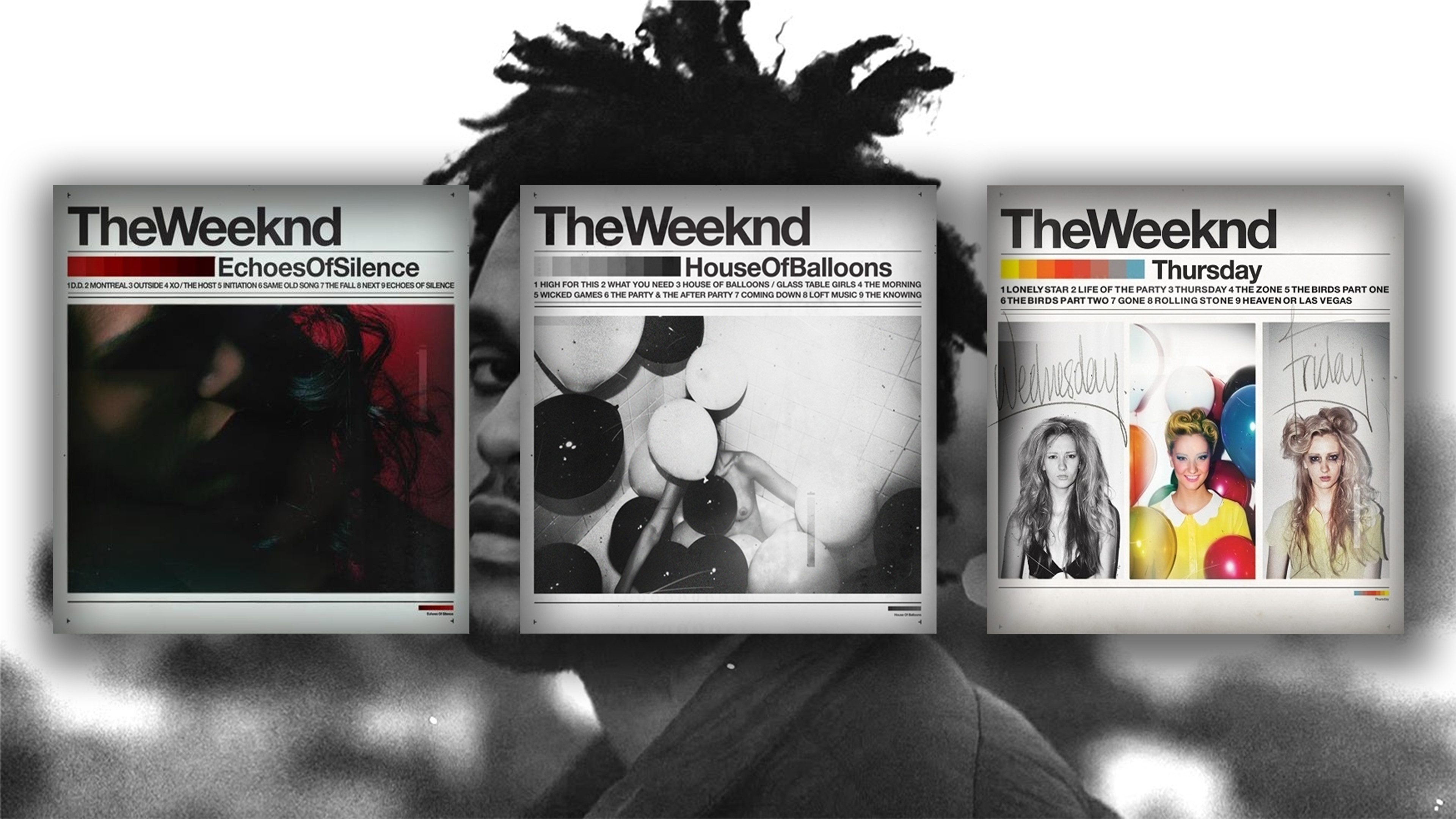 DiscussionThe Weeknd Trilogy Desktop Wallpaper …