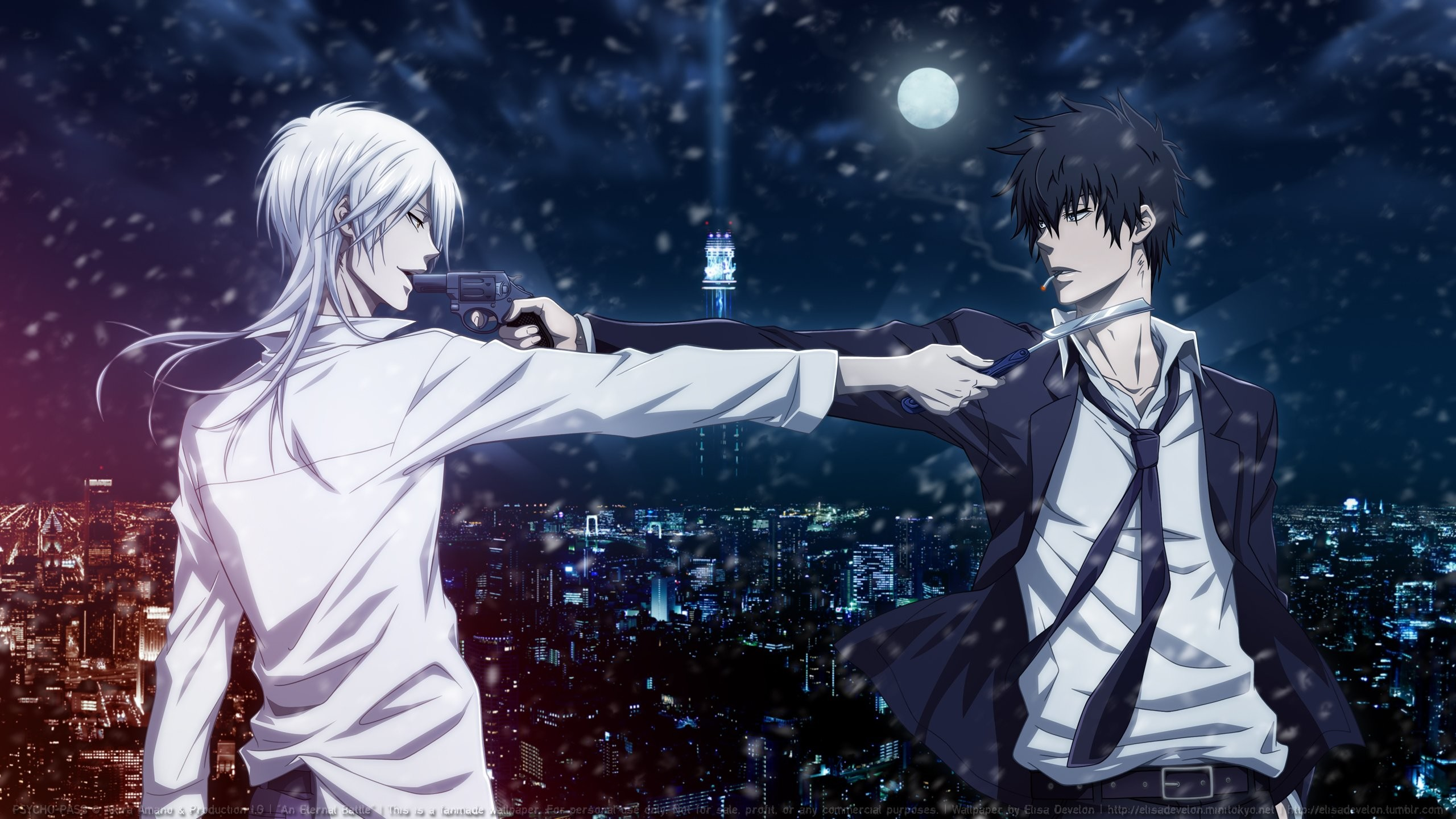 Psycho-Pass Anime Wallpapers HD (36 Photos)