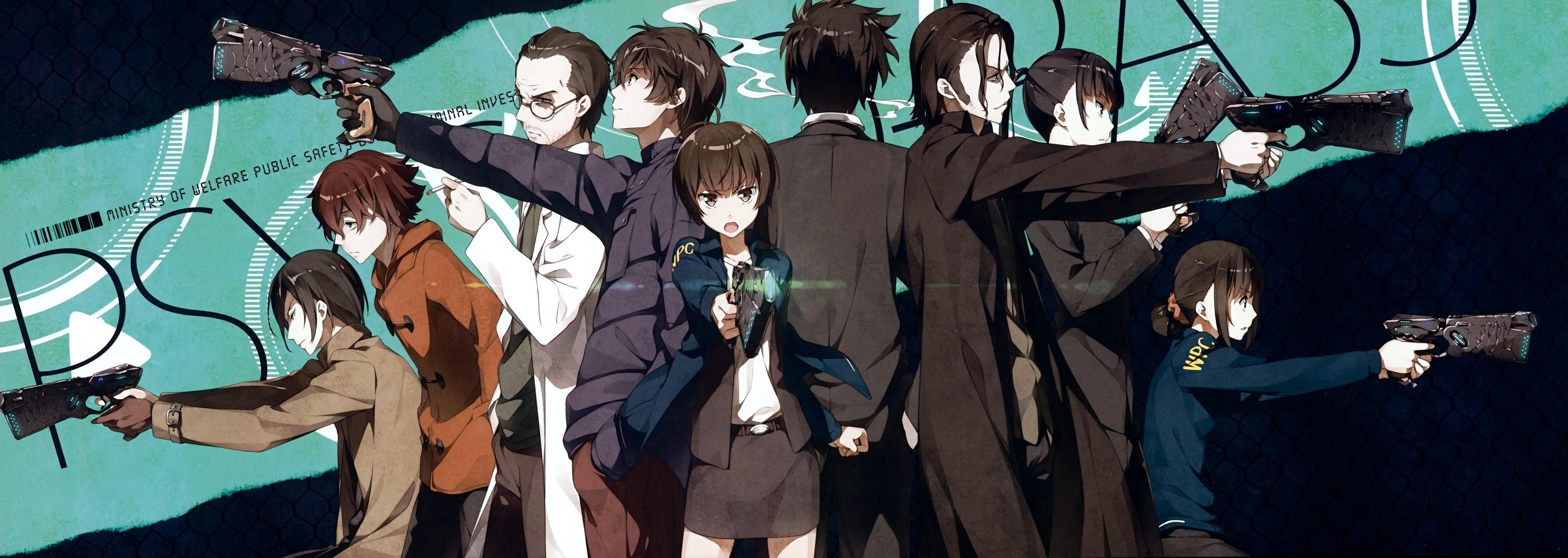 HD Wallpaper | Background ID:670943. Anime Psycho-Pass