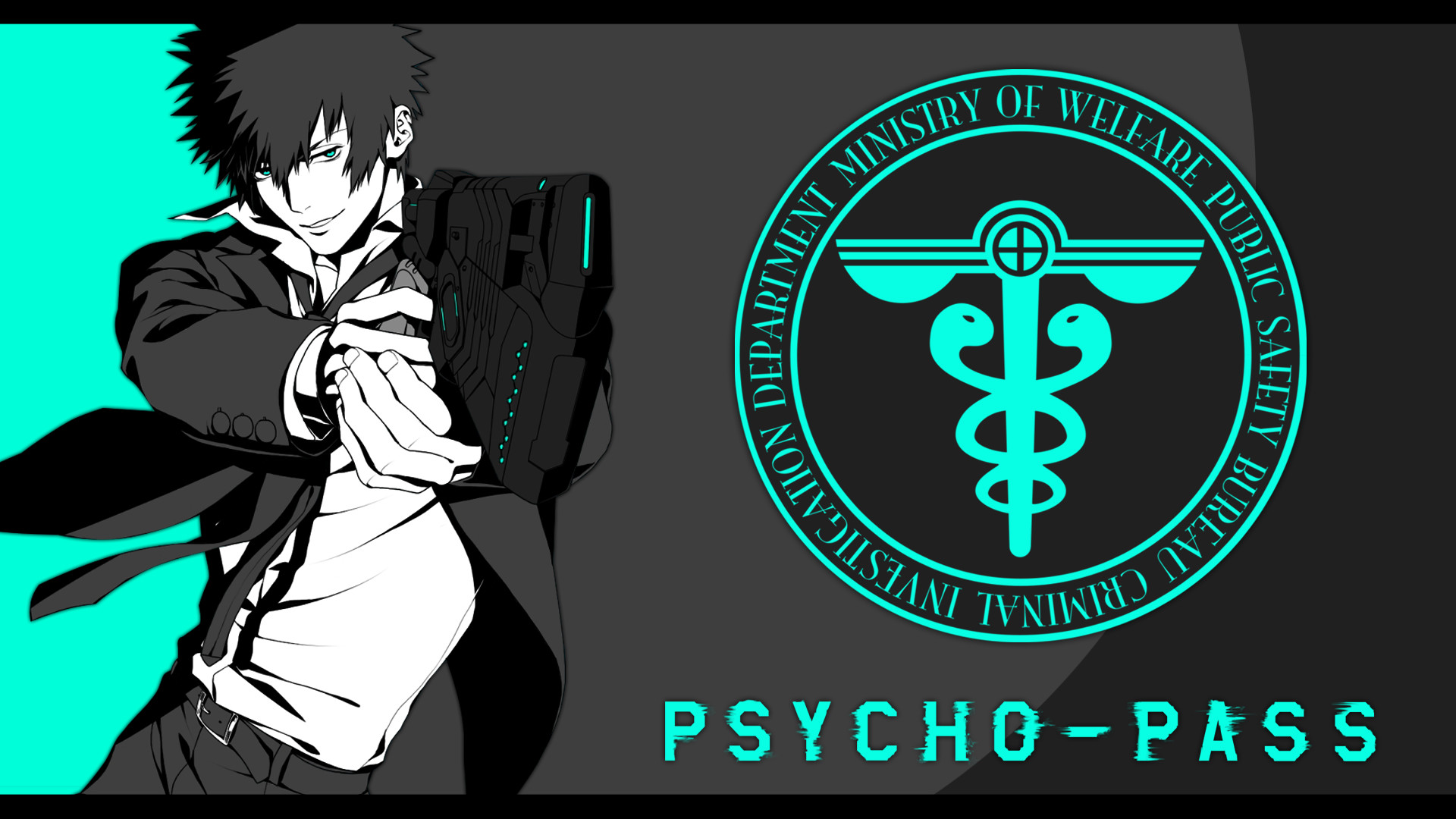 Anime Character Psycho-Pass