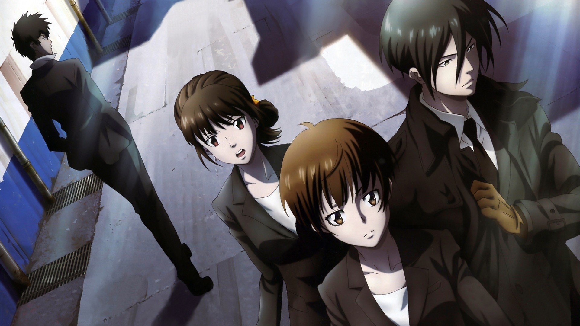 Psycho-Pass Wallpaper For PC
