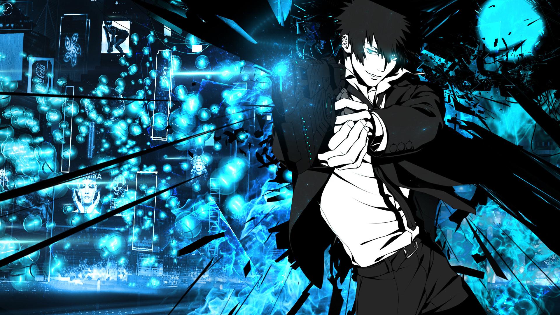 … Psycho-Pass Kogami Wallpaper by Pact-0f-Brotherhood