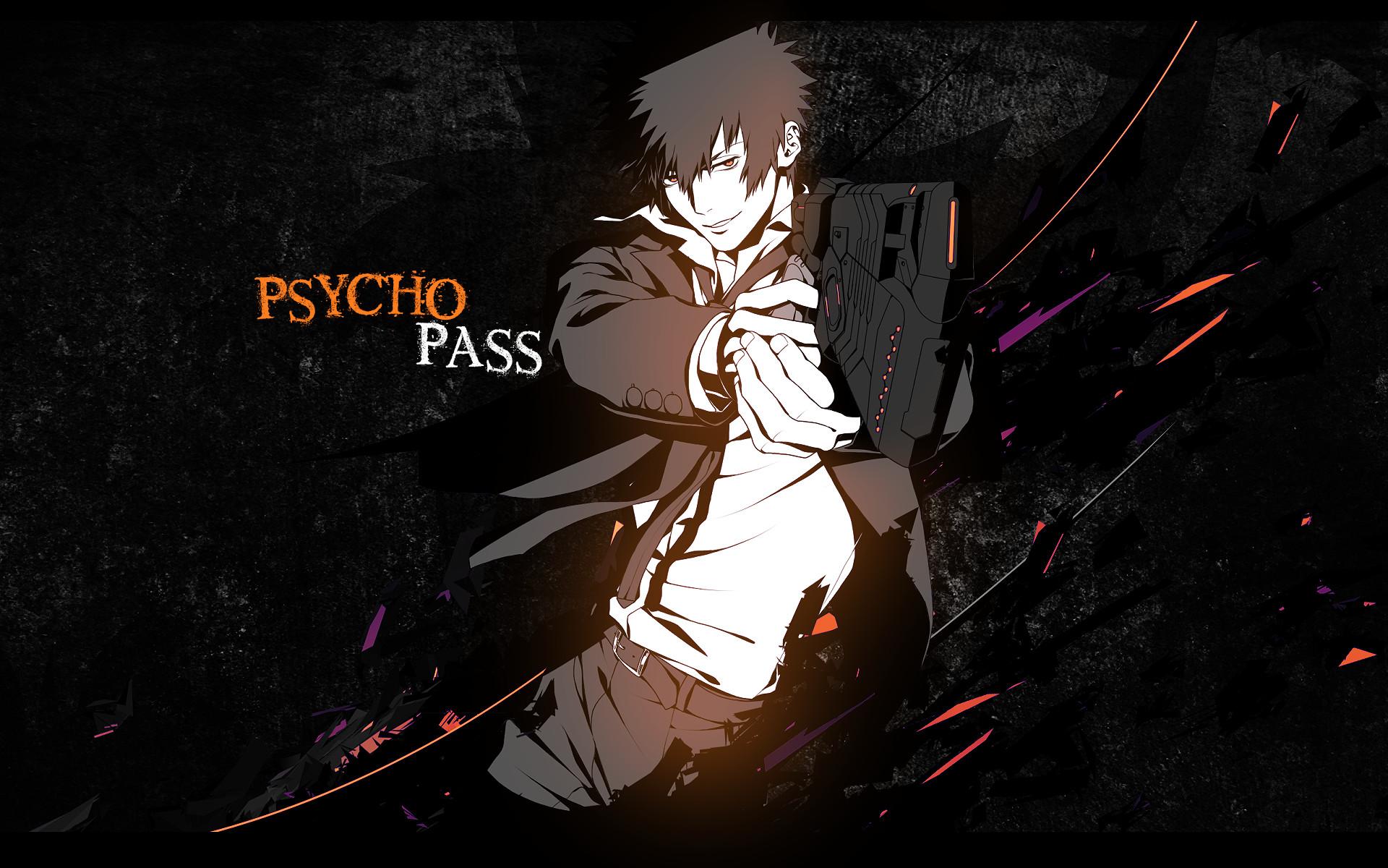 … psycho p shinya kogami anime anime boys wallpapers hd …