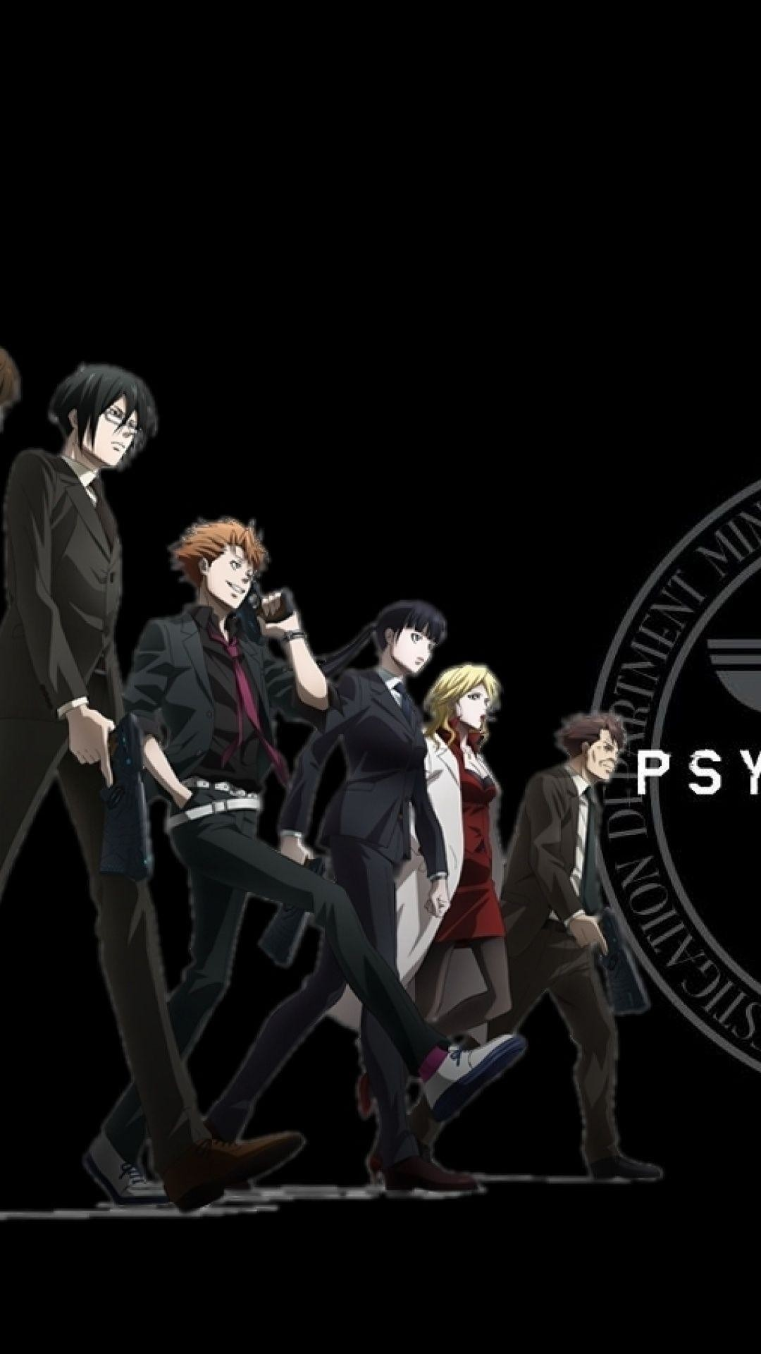 Psycho Pass HD Wallpapers and Backgrounds
