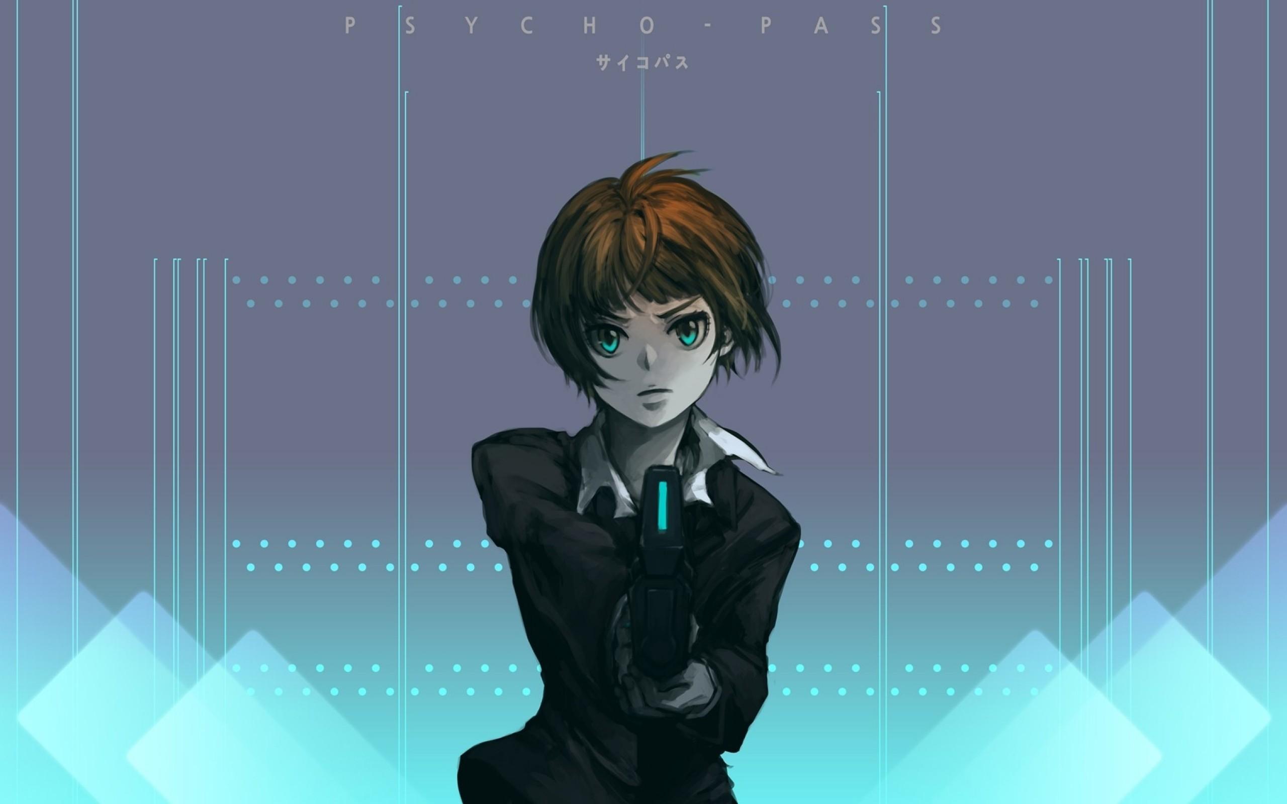 Psycho Pass, Anime, Anime Girls, Tsunemori Akane Wallpapers HD / Desktop  and Mobile Backgrounds