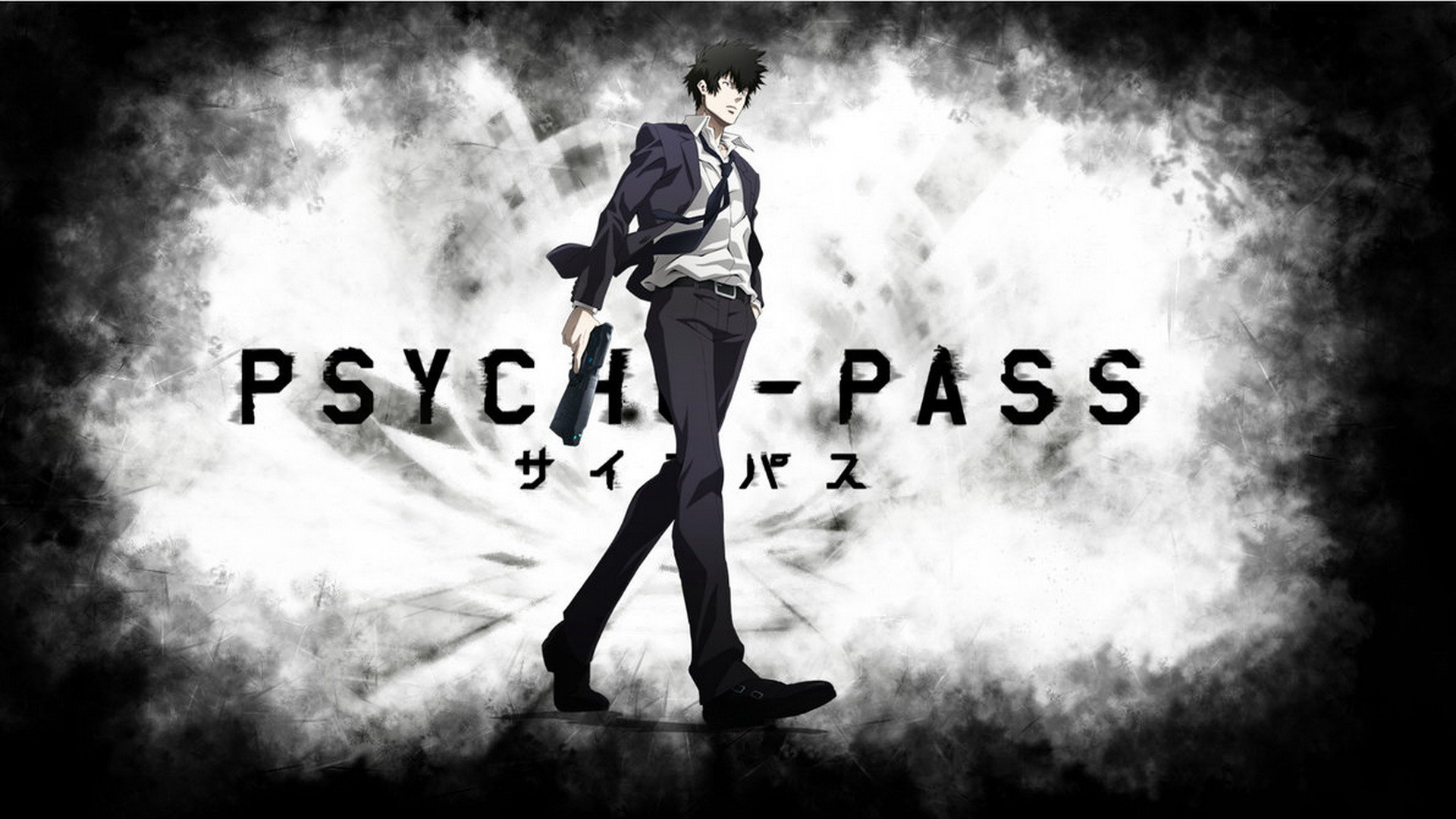 <b>Psycho</b>-<b>Pass Anime Wallpapers<