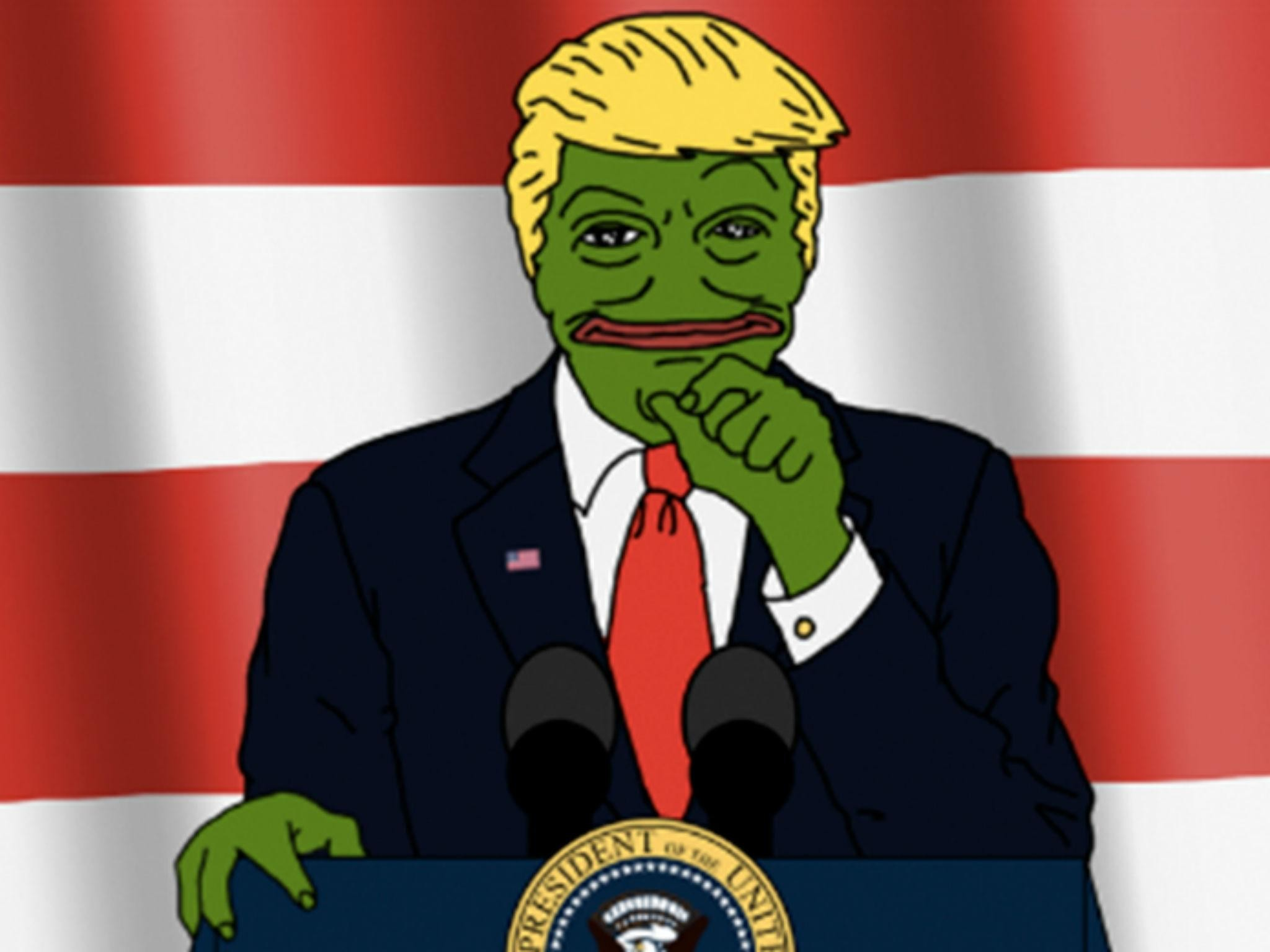 Pepe the Frog creator launches campaign to free meme from Donald Trump  supporters | The Independent