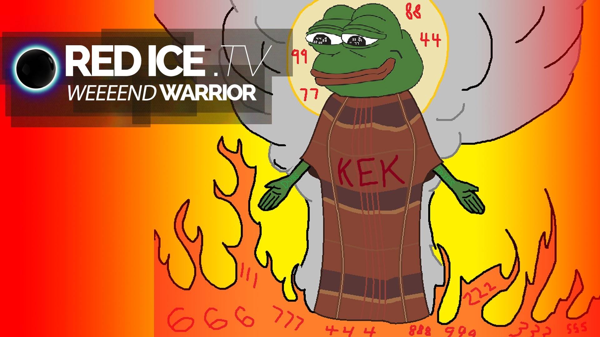 Synchromystic Nature of Pepe/Kek & Occult Meme Magic of the Alt-Right –  YouTube