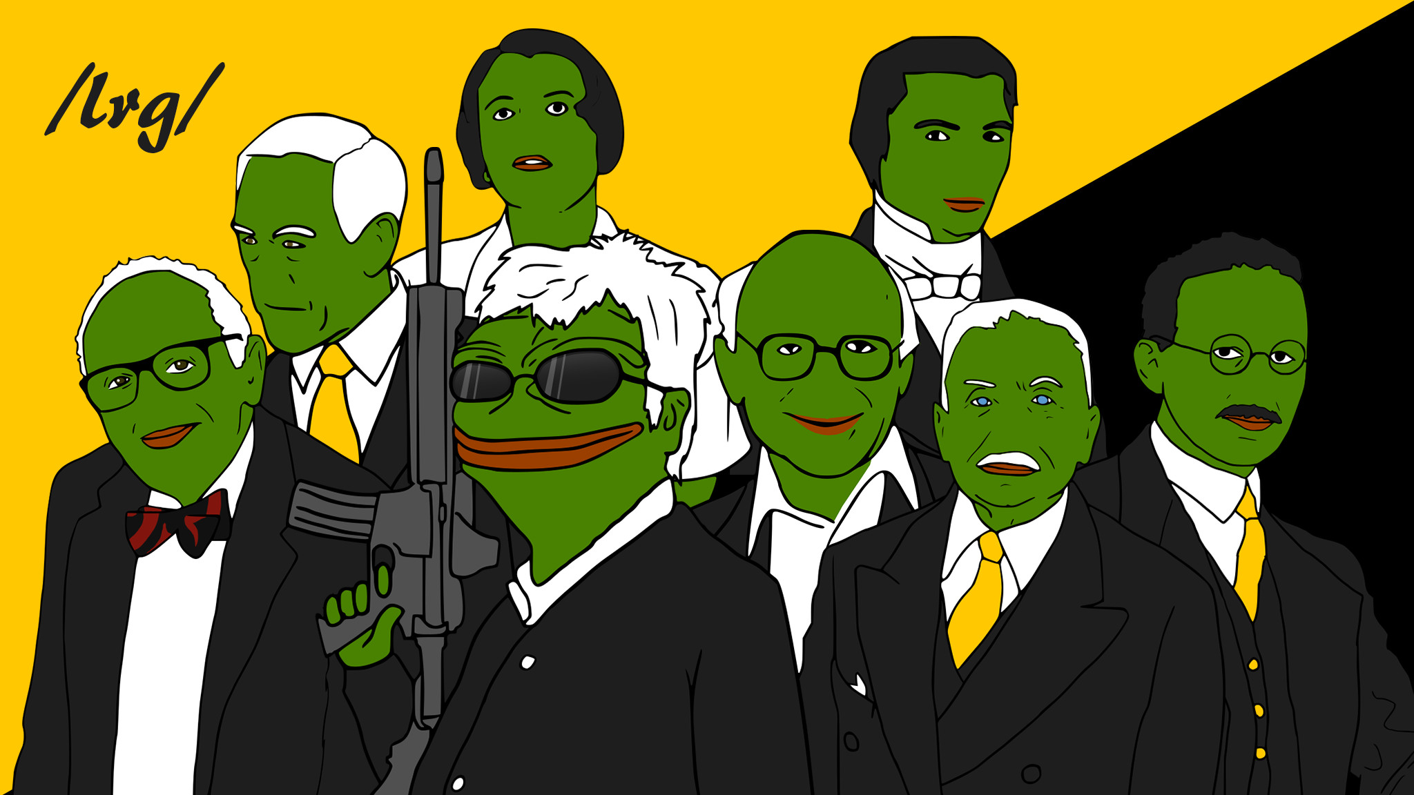 Freedom Pepe Collection …