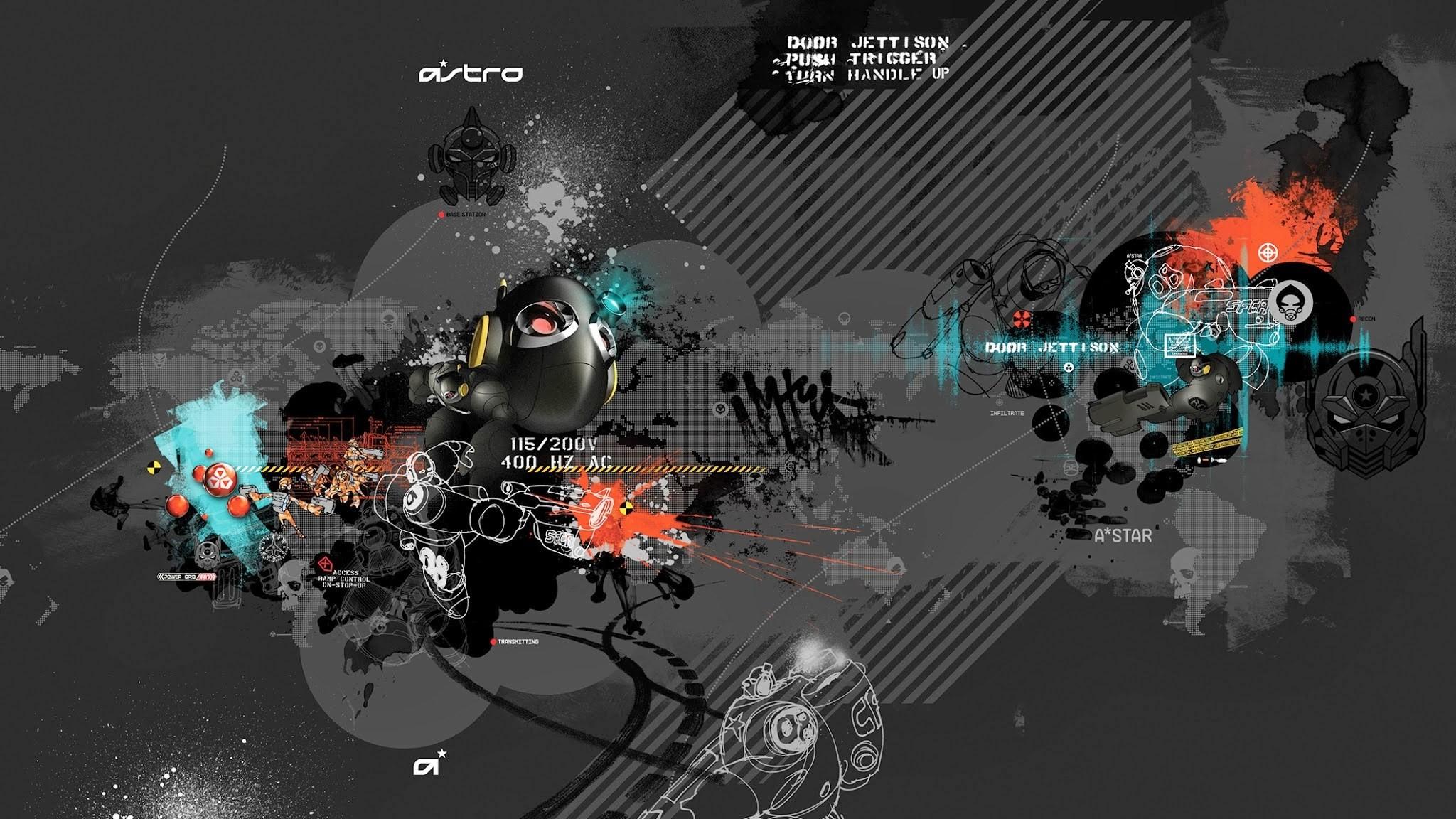 <b>Astro Gaming</b> iPhone <b>Wallpaper</