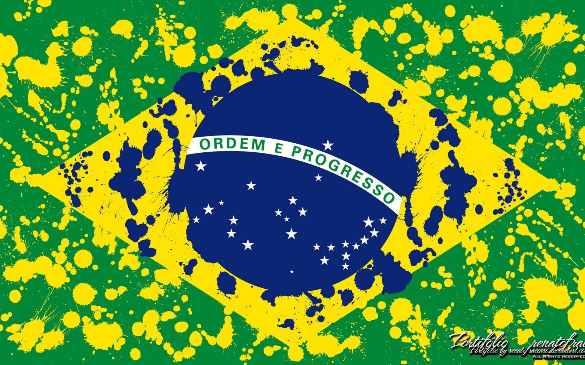 ZR26: Brazil Flag Wallpapers, Brazil Flag Pics In High Quality, GG.YAN