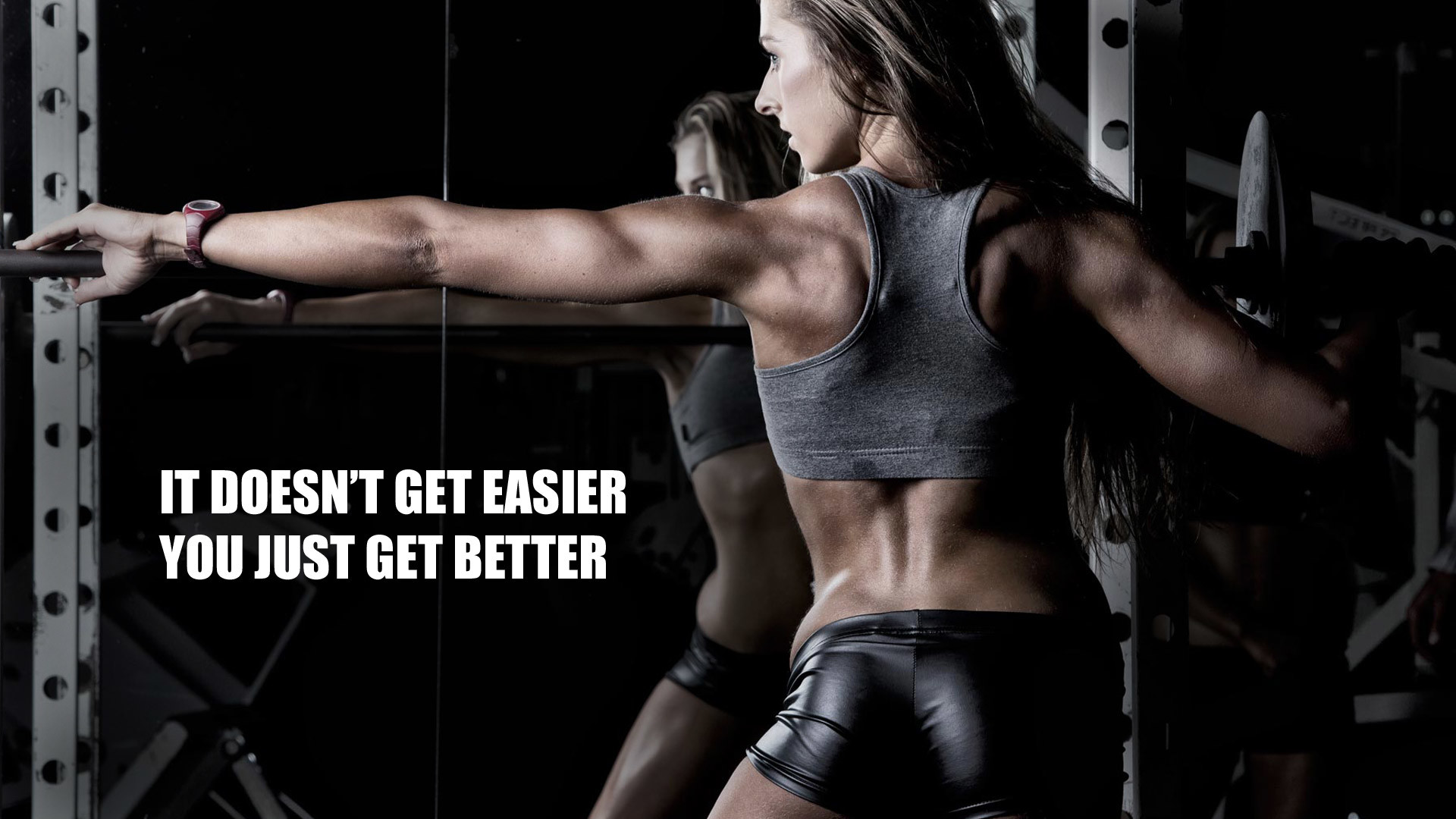 Fitness Quote Wallpaper
