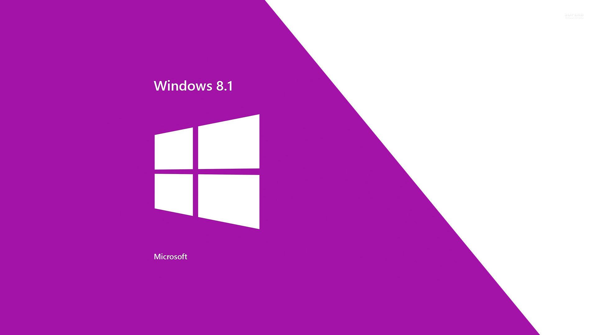 Windows 8.1 Wa.